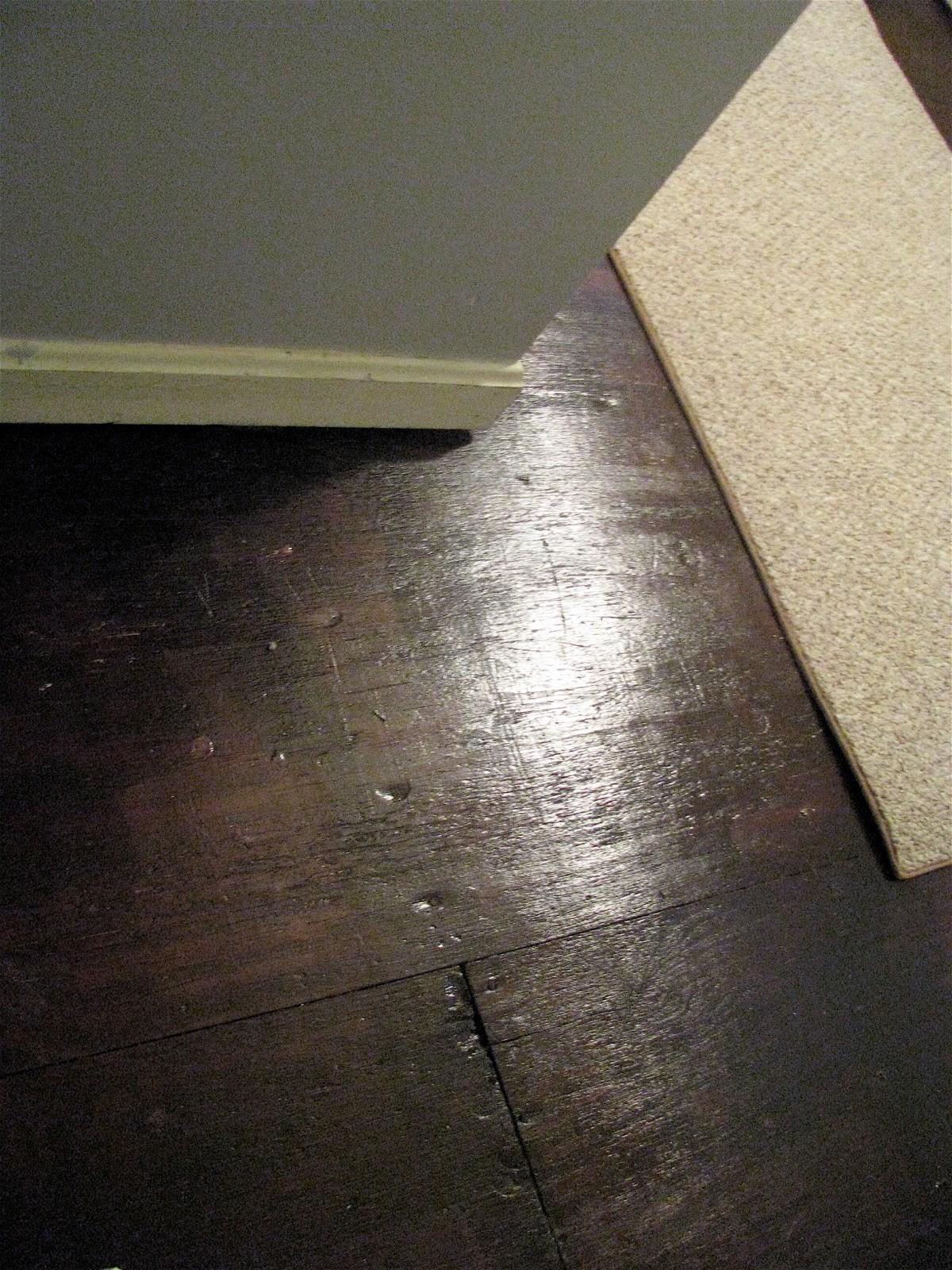 Frippery Super Low Budget Floor Solution