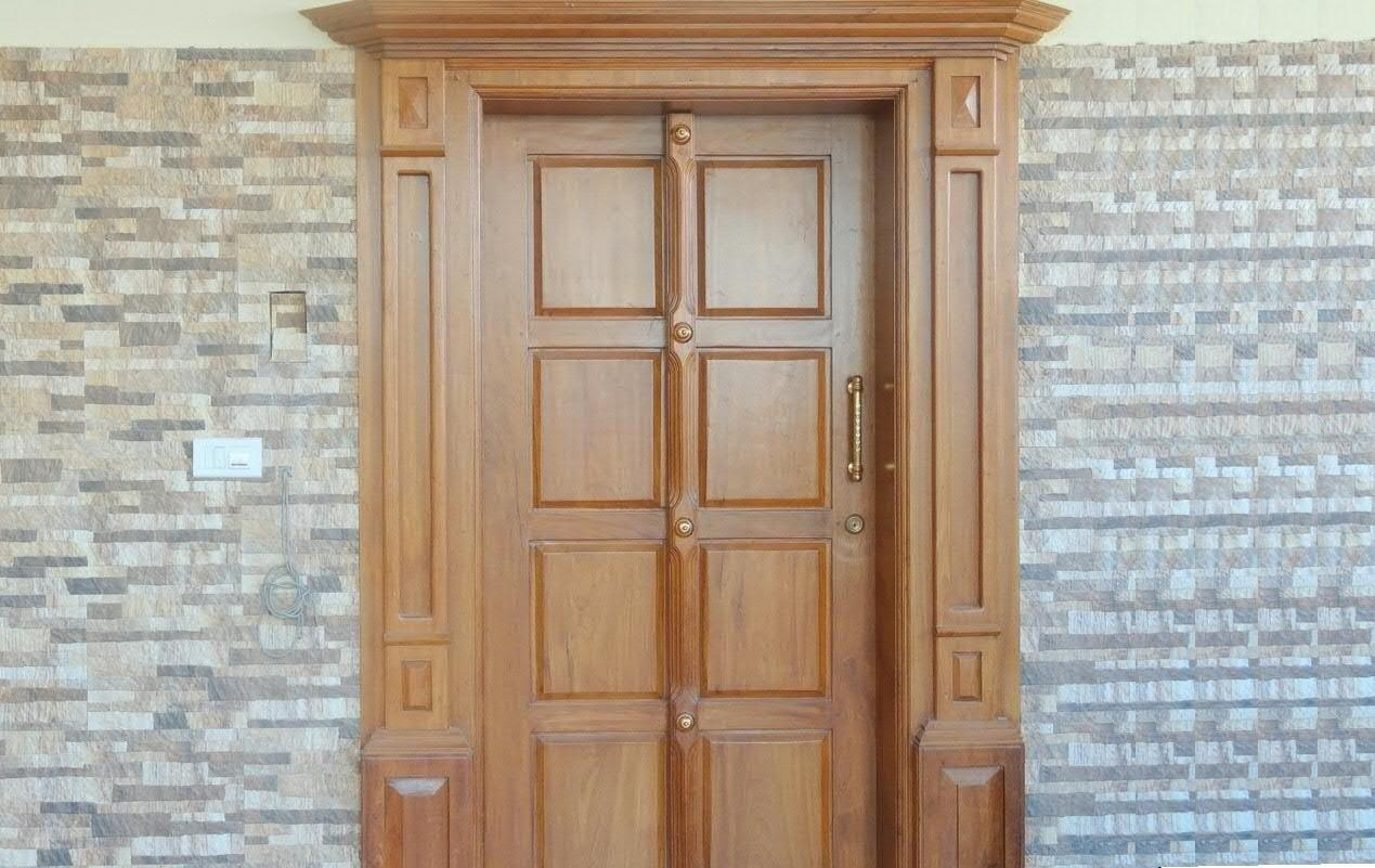 Front Door Design Photos Kerala Houses