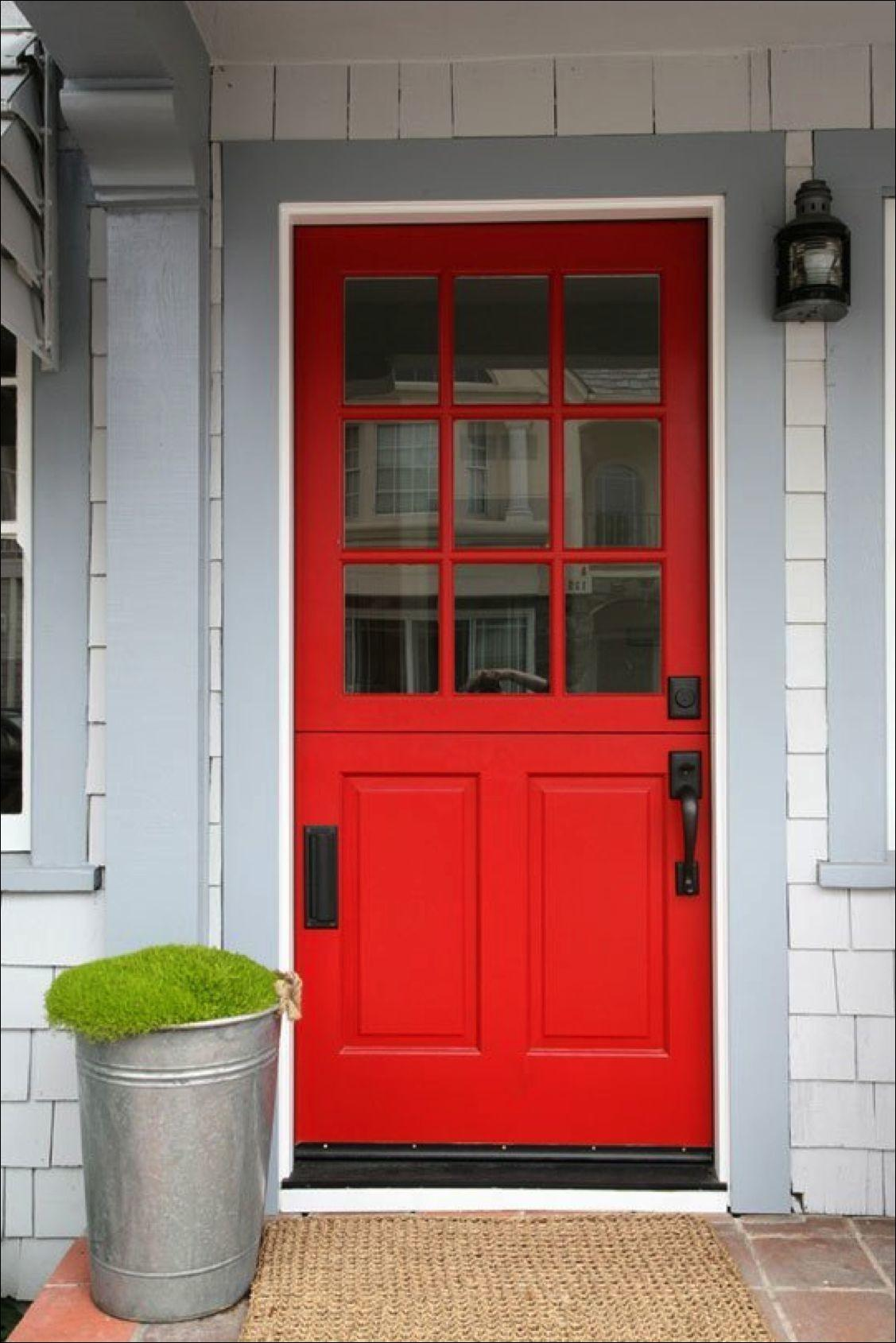 Front Doors Make Strong First Impression