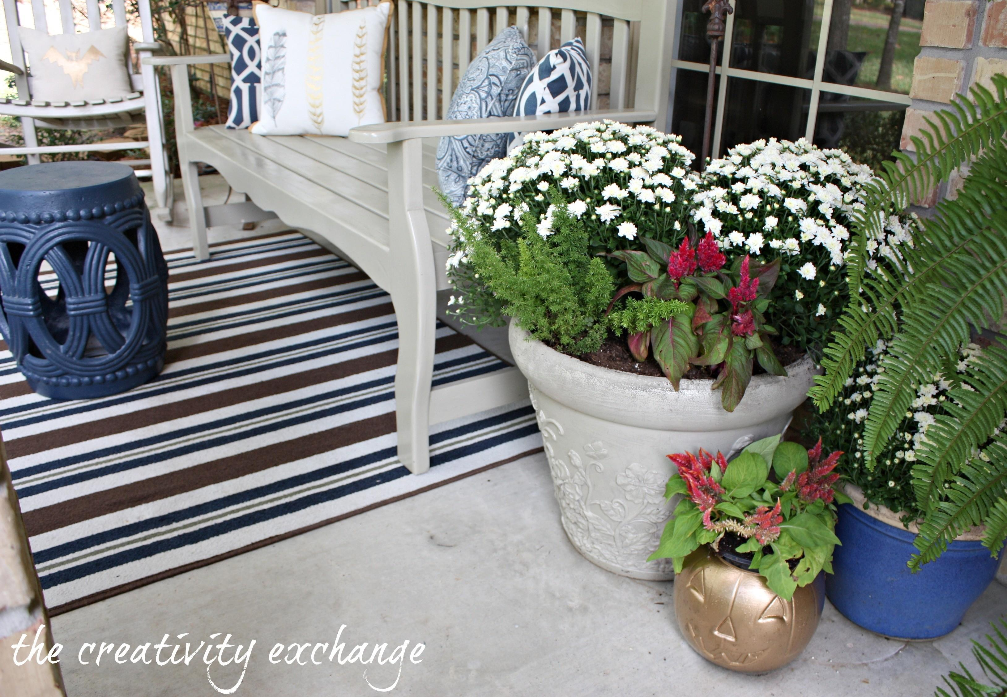 Front Porch Decorating Ideas Spring Summer