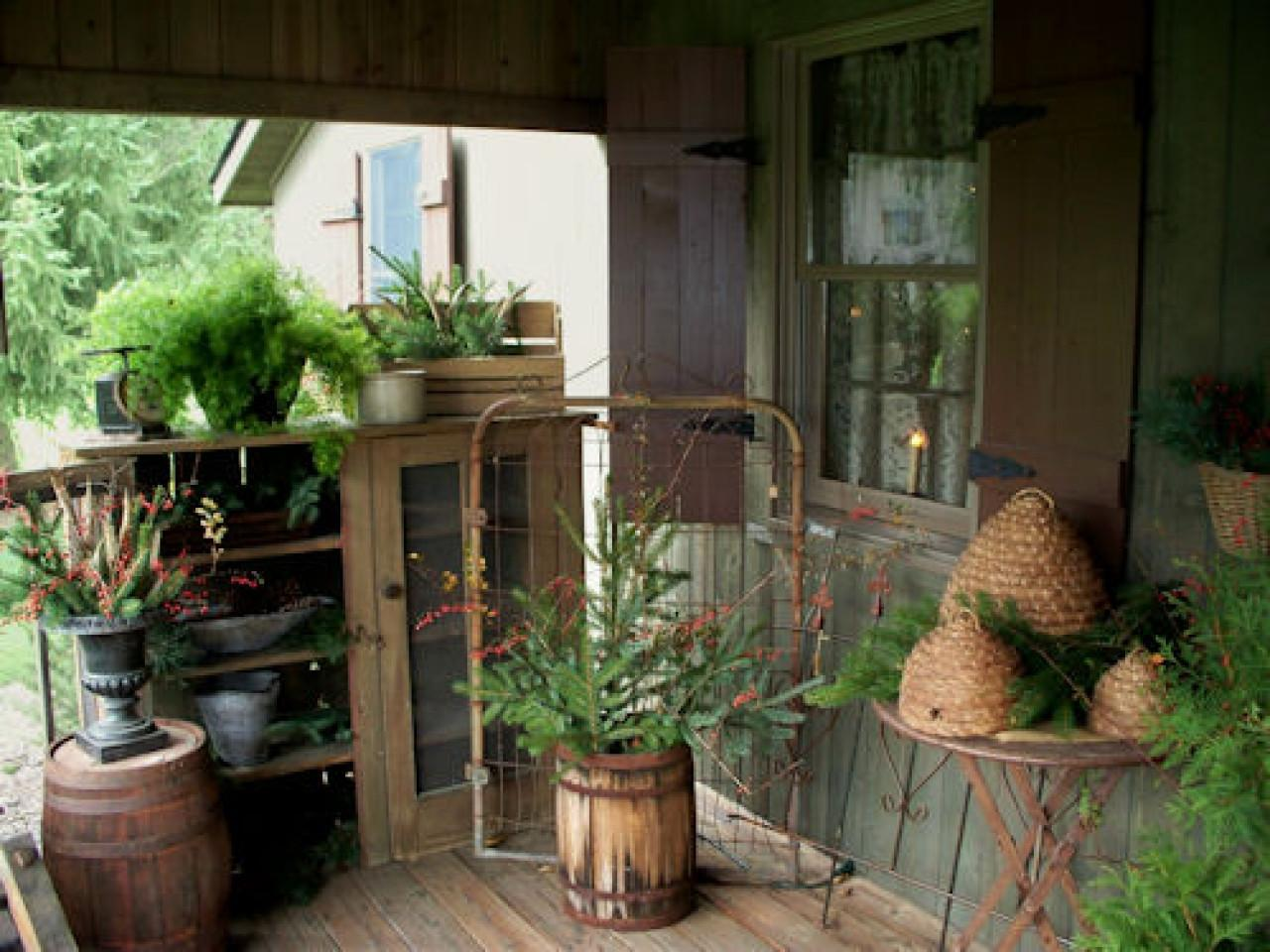 Front Porch Decorating Ideas Summer Modern Living