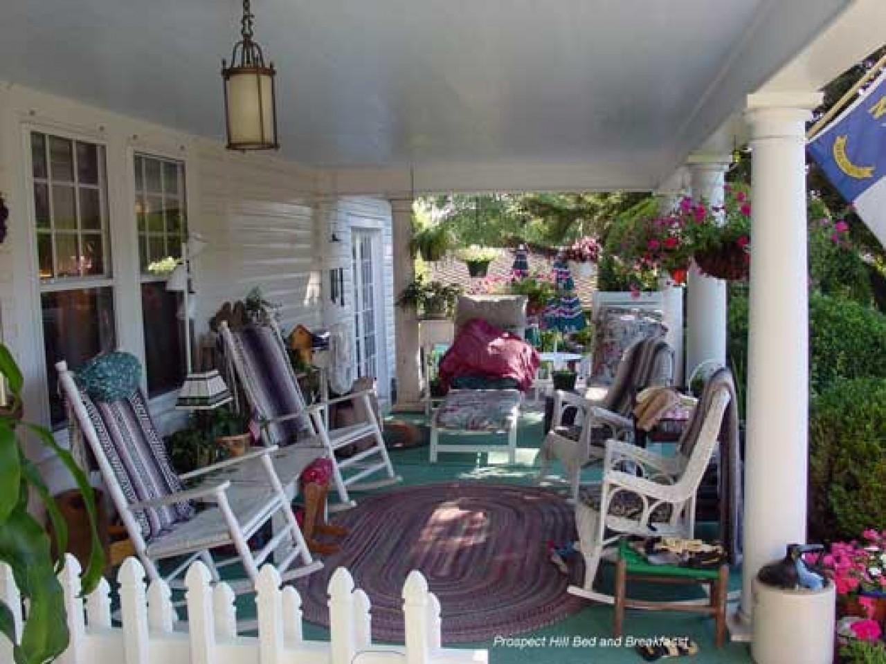 Front Porch Outdoor Furniture Primitive Country