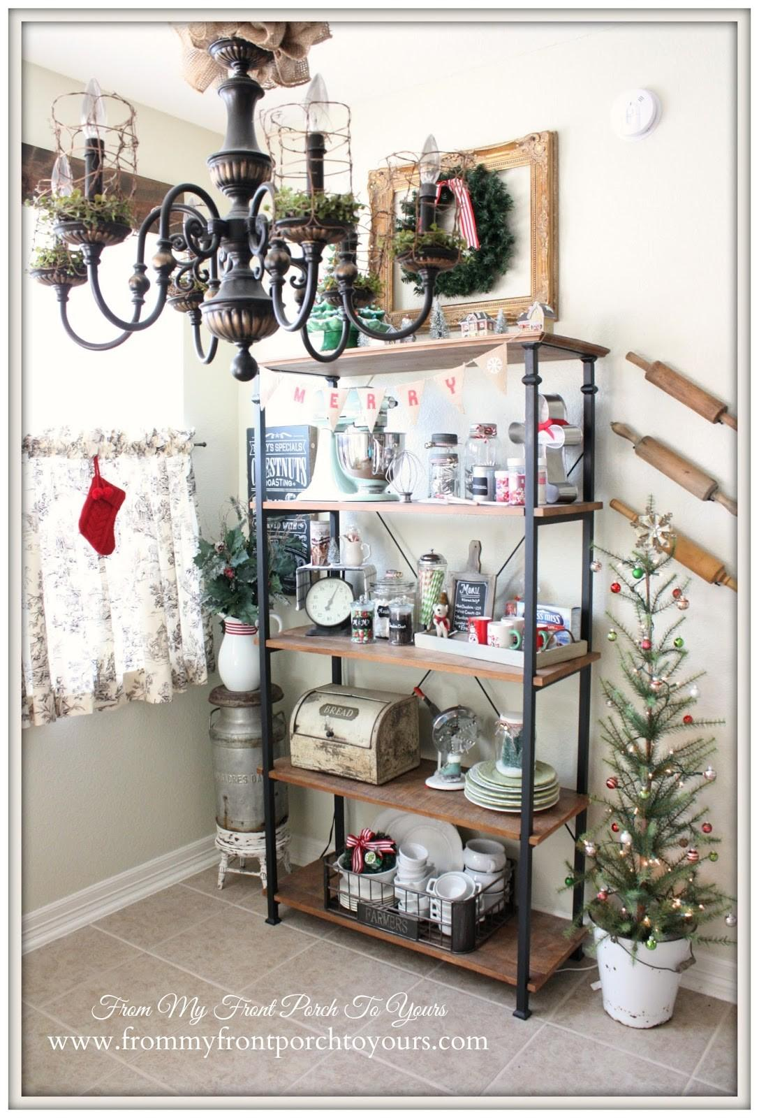 Front Porch Yours French Farmhouse Christmas
