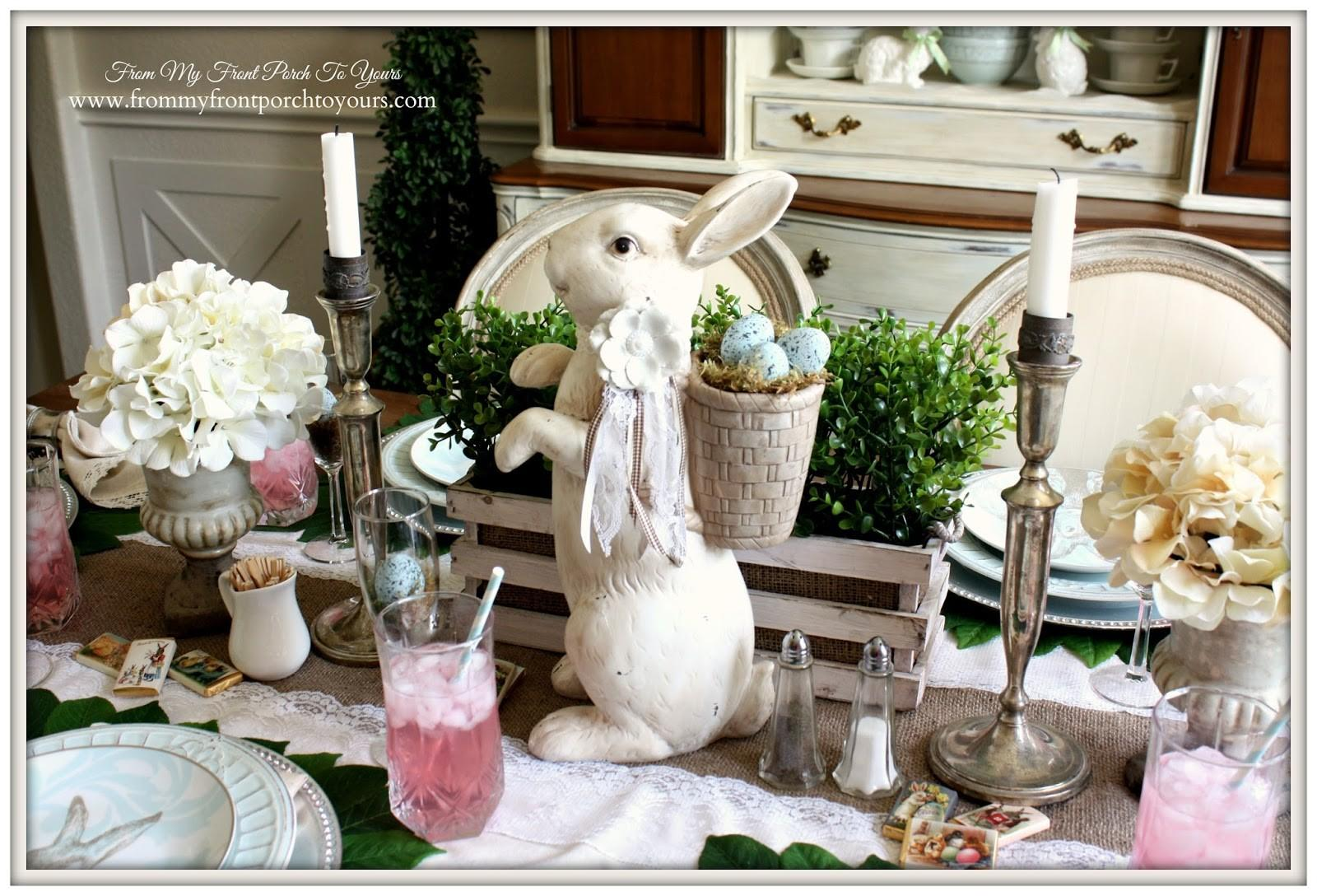 Front Porch Yours French Farmhouse Easter