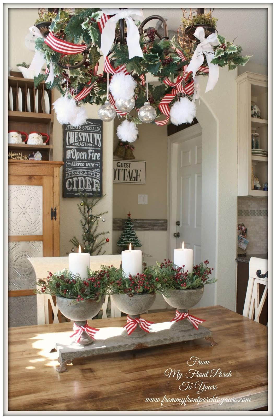 Front Porch Yours French Farmhouse Holiday