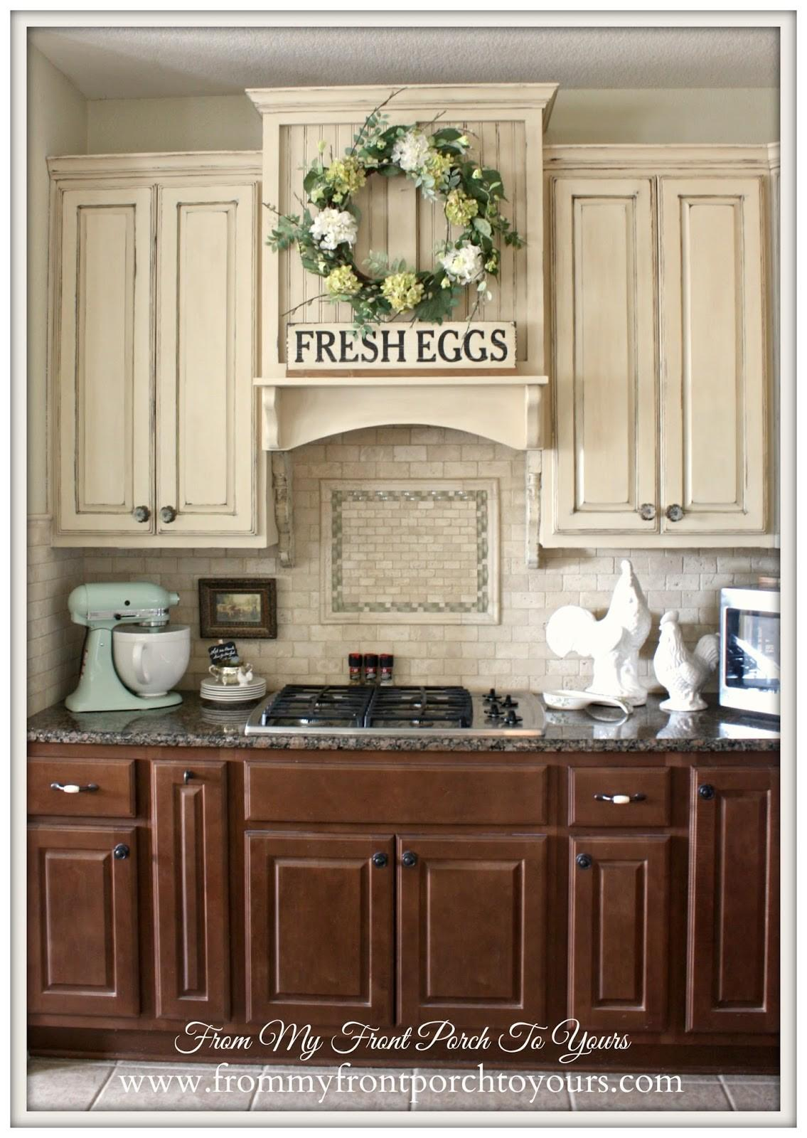 Front Porch Yours French Farmhouse Kitchen Sources