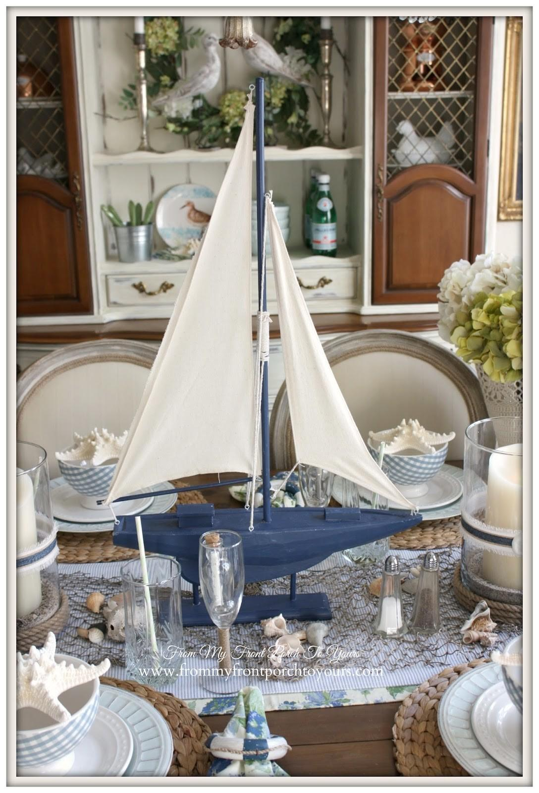 Front Porch Yours French Farmhouse Nautical