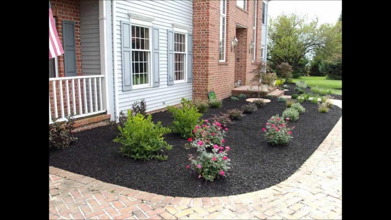 Front Yard Landscape Ideas Ryan Landscaping 717 632
