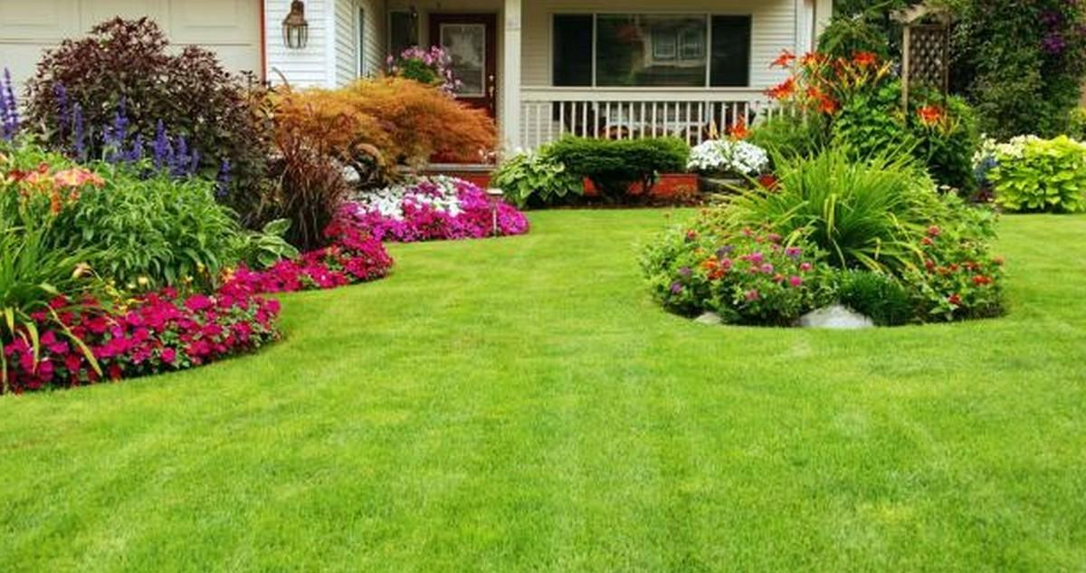 Front Yard Landscaping Ideas Easy Accomplish