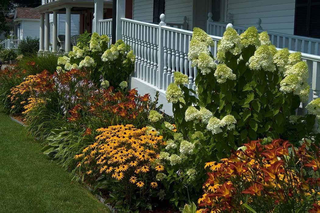 Front Yard Landscaping Plants Several Great Trees Ideas