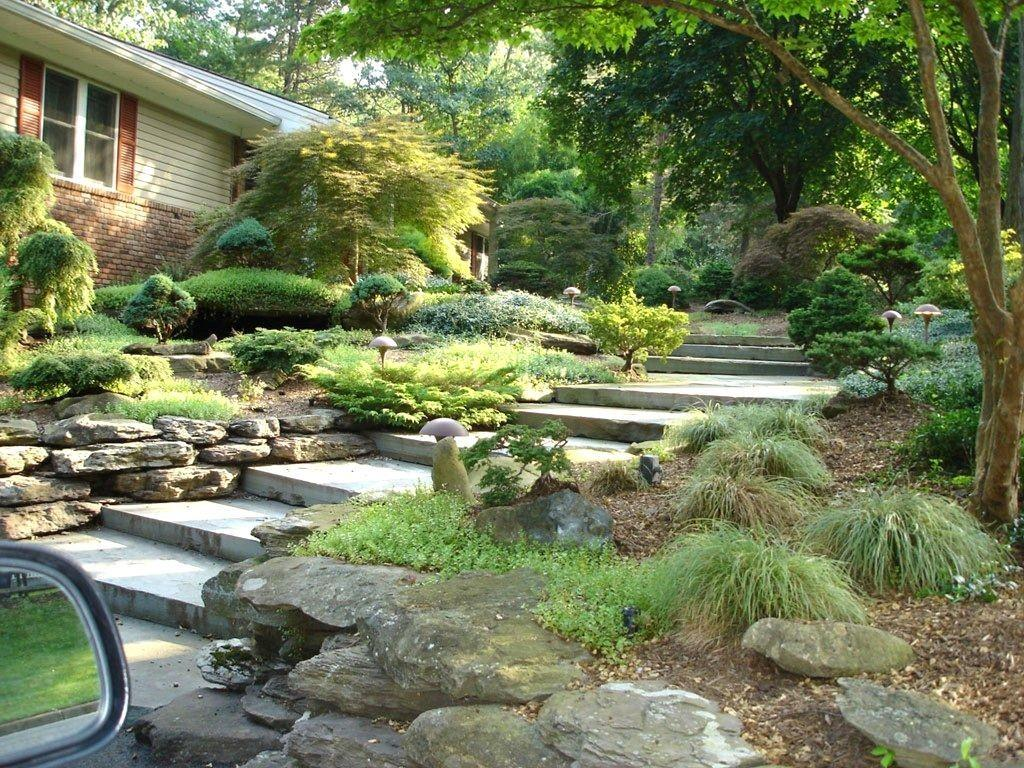 Front Yard Landscaping Templates Garden Post