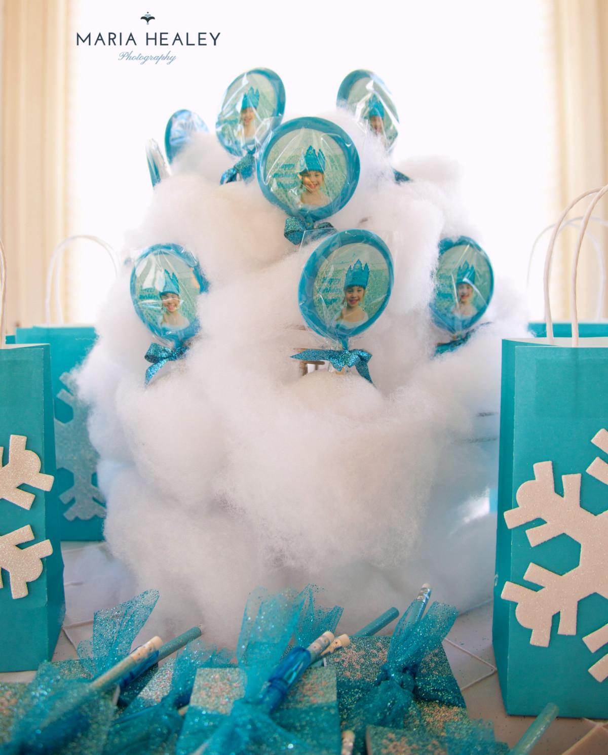 Frozen Party Ideas Birthday Creative Juice