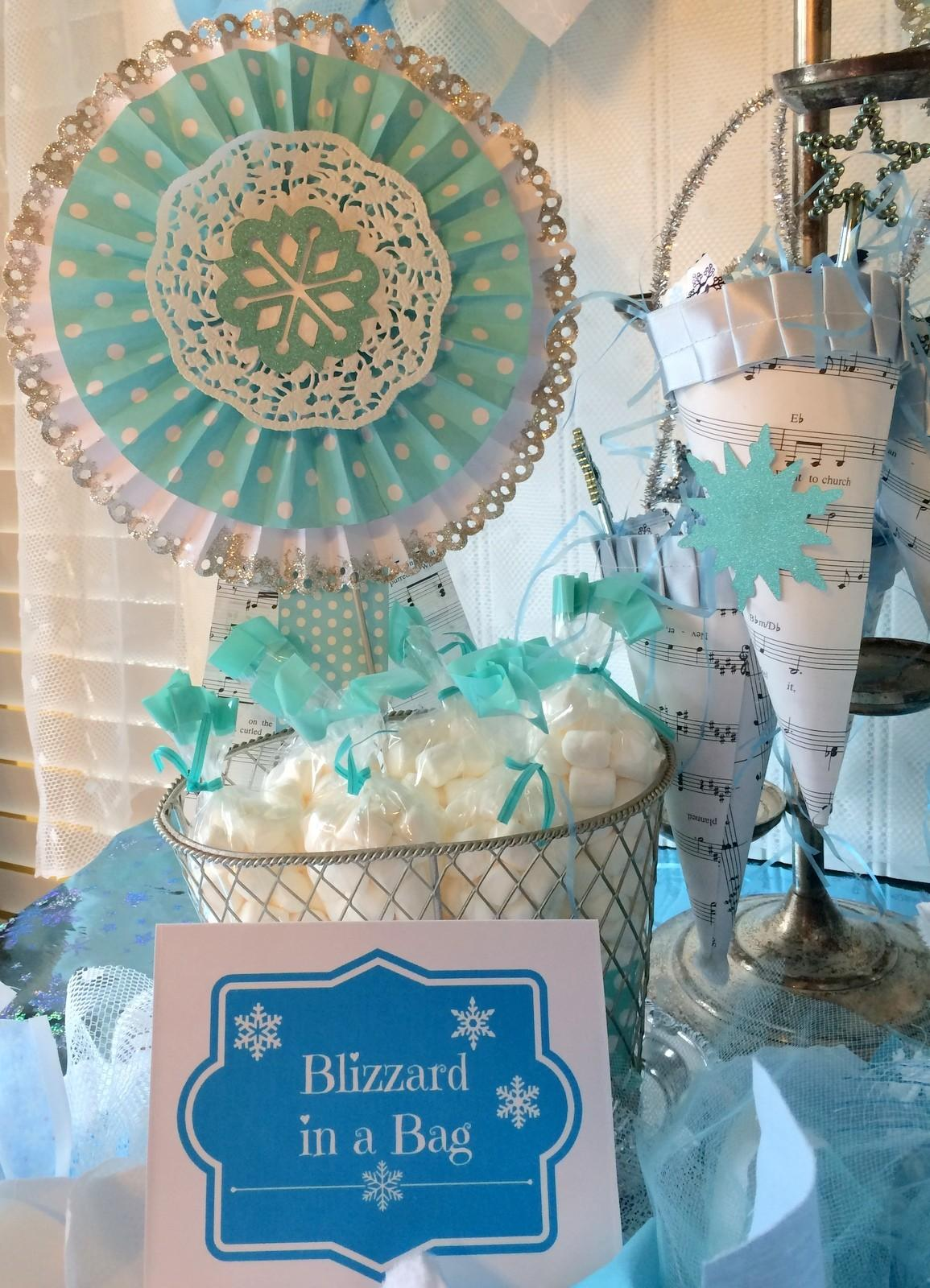 Frozen Printable Party Decorations