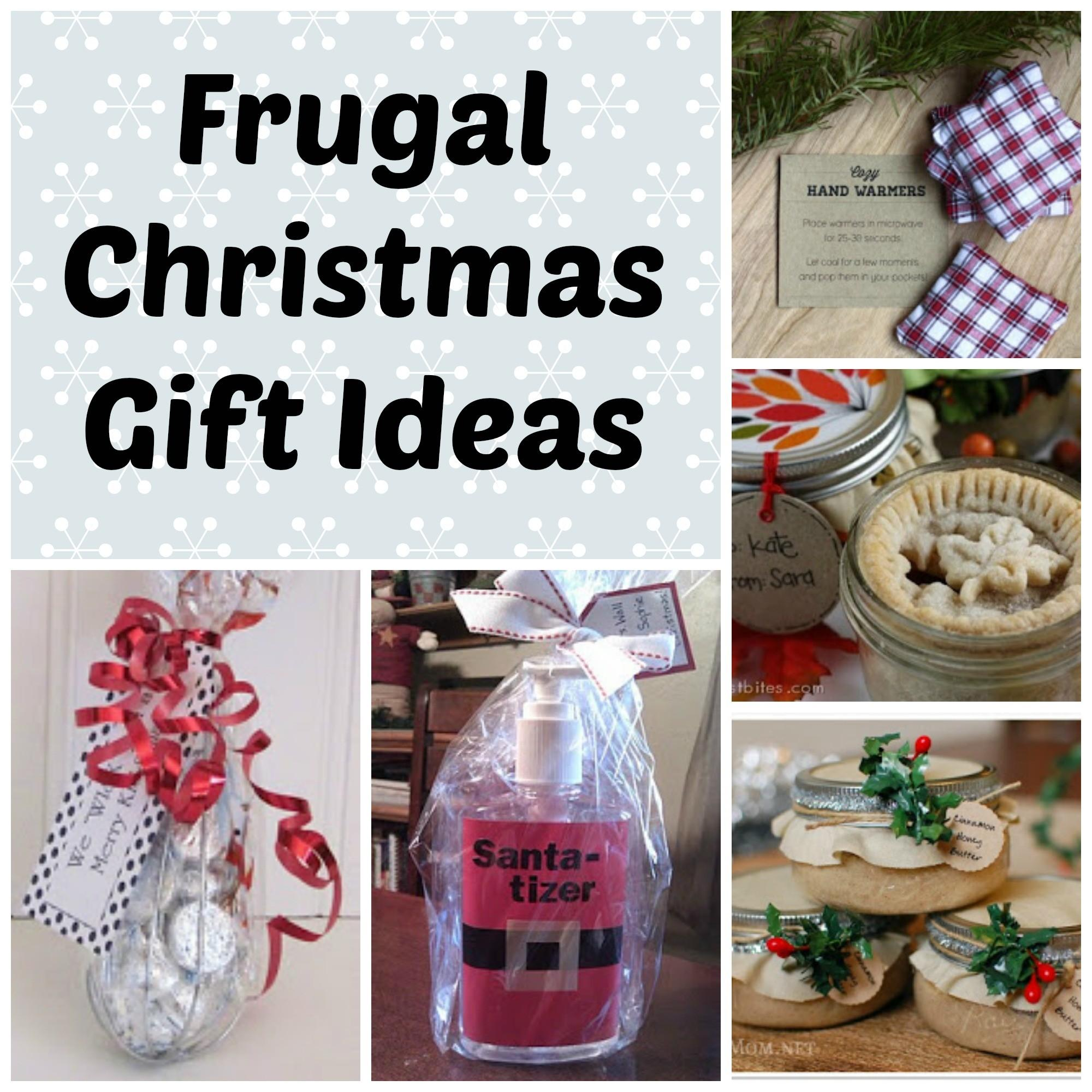 Frugal Christmas Gift Ideas Part Saving Cent