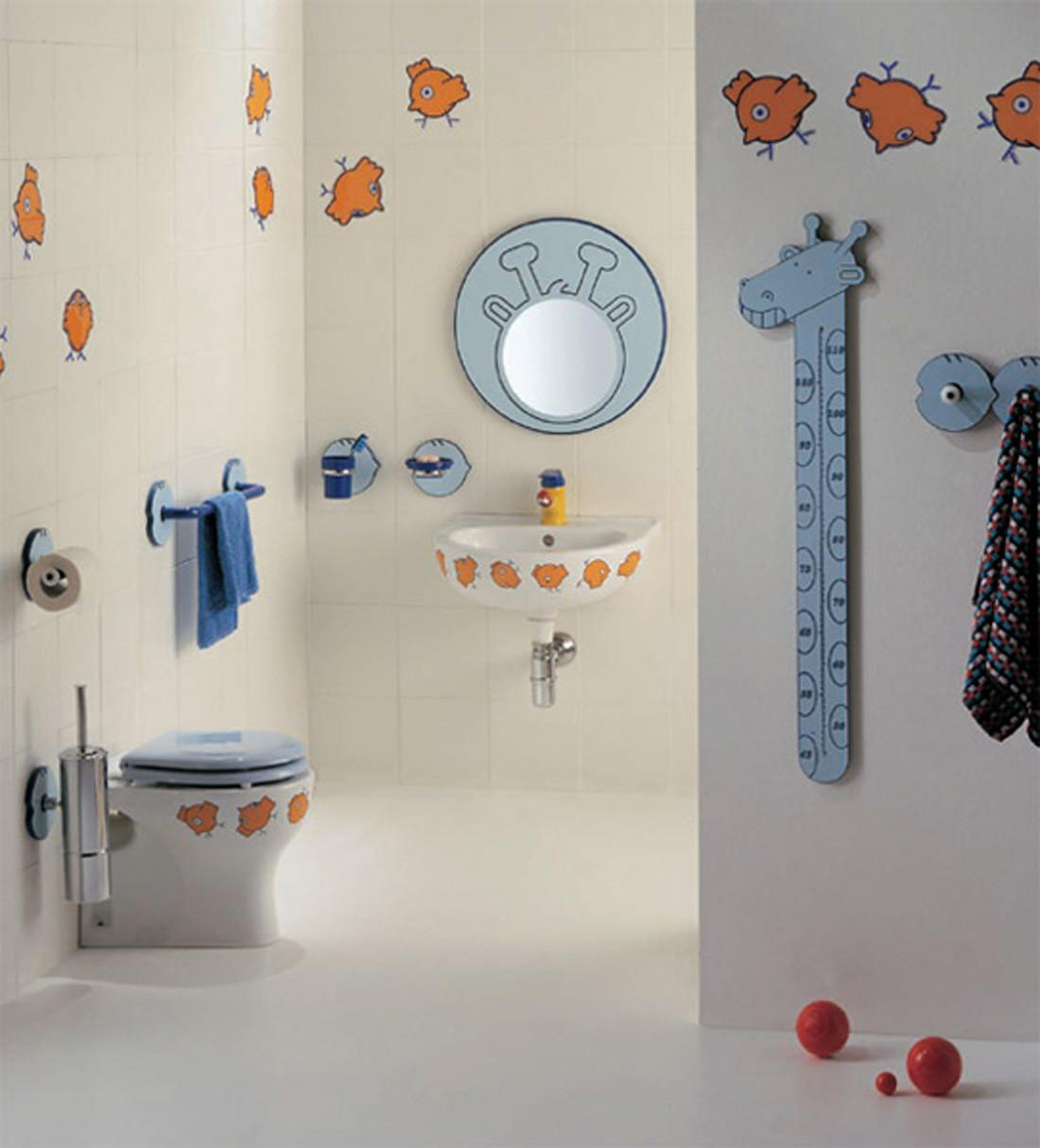 Fun Bathroom Design Ideas Kids Interior Home