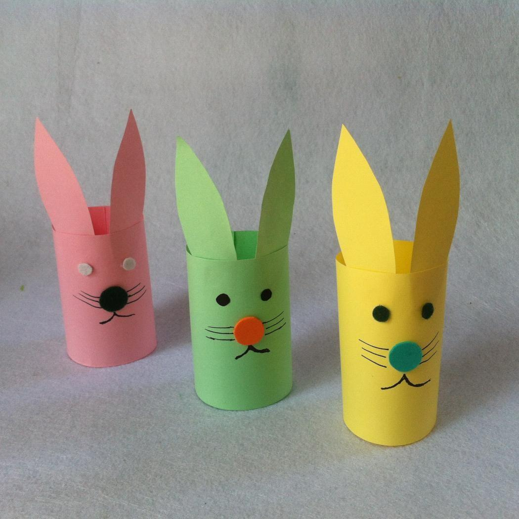 Fun Easter Crafts Toddlers Diy Tutorials