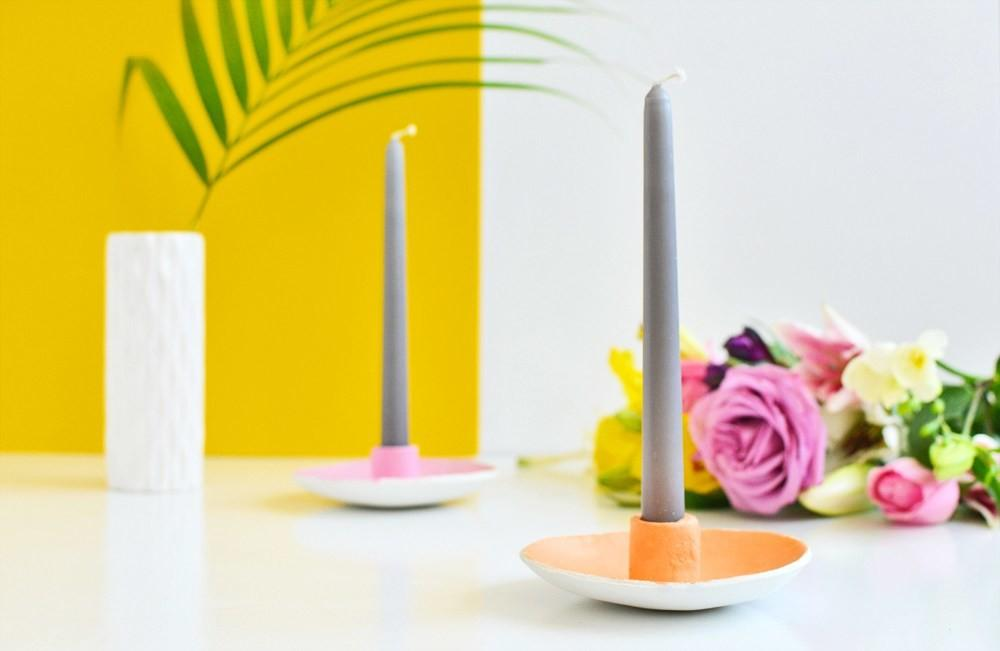 Fun Easy Diy Candle Holder Projects