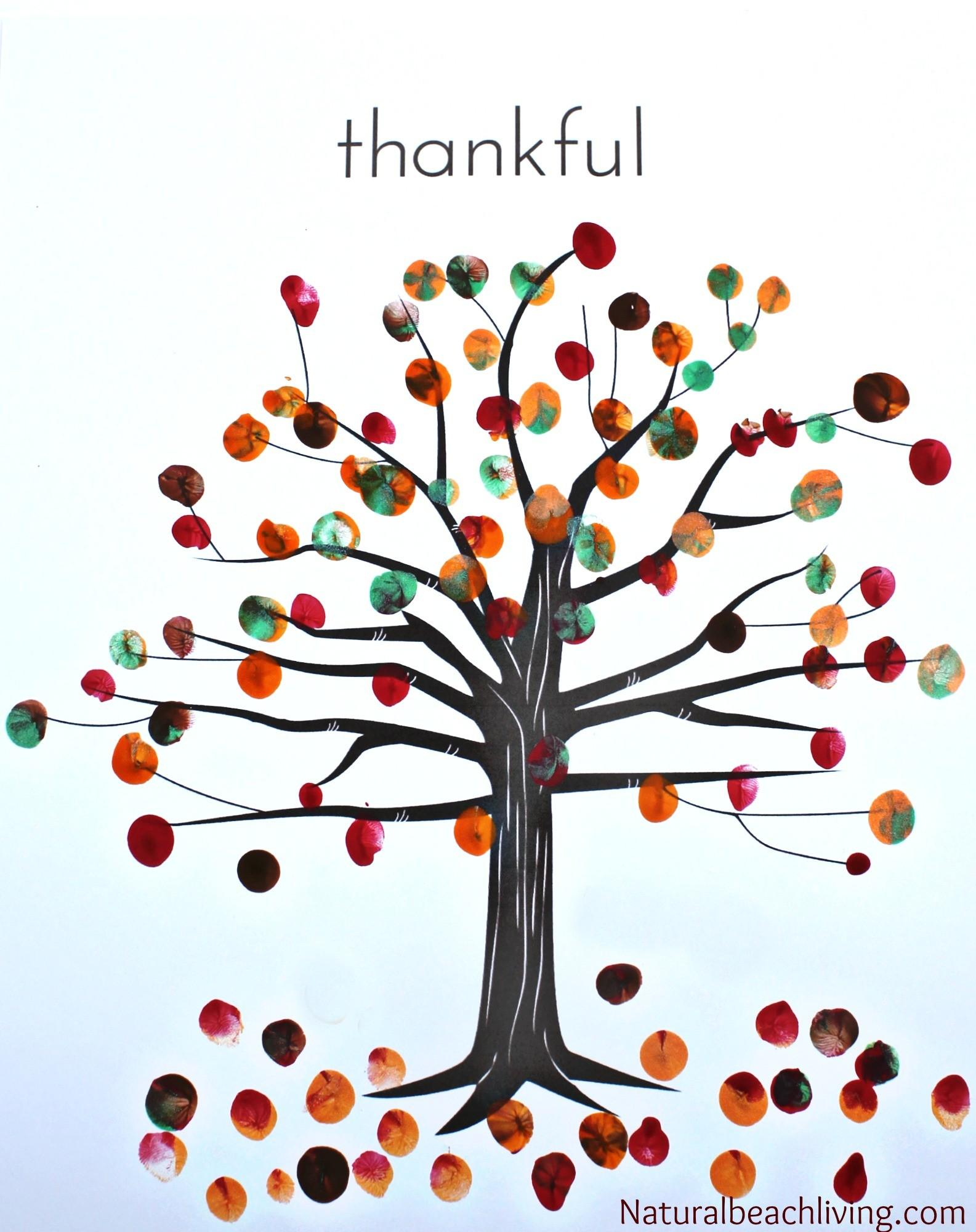 Fun Filled Thankful Thanksgiving Printables Kids
