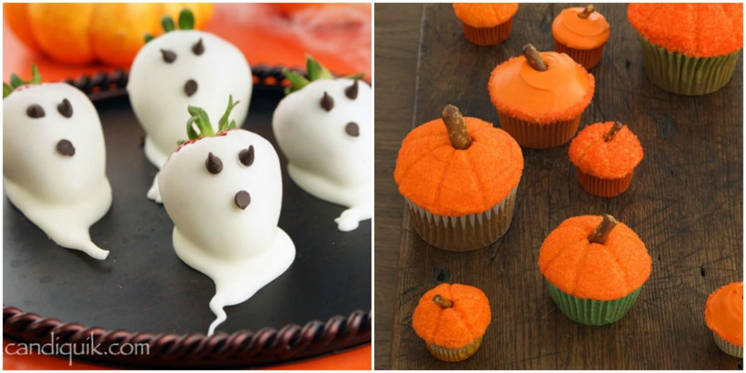 Fun Halloween Desserts Can Make Time Simplemost