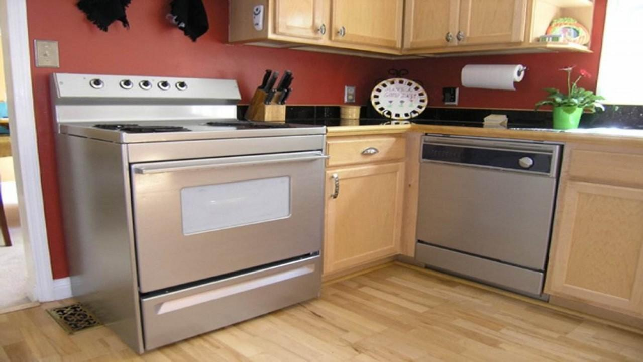 Fun Kitchen Ideas Black Stainless Steel