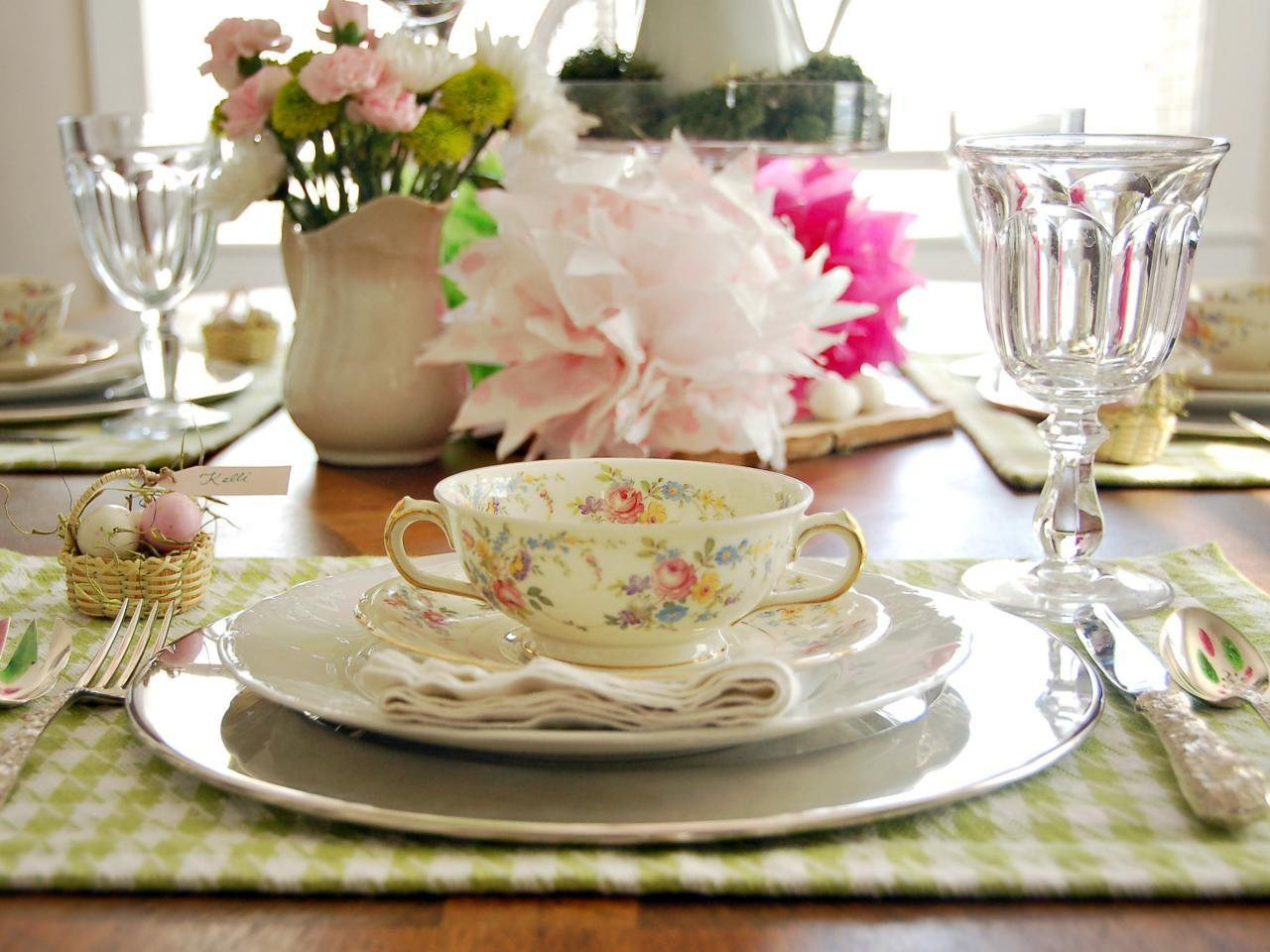 Fun Meets Flouncy Instead Basic White Linens Opt