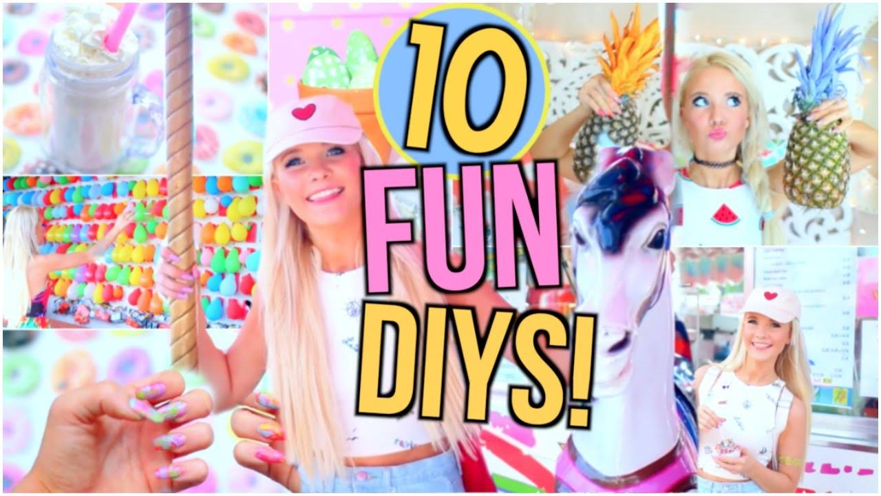 Fun Summer Diy Project Ideas Need Try