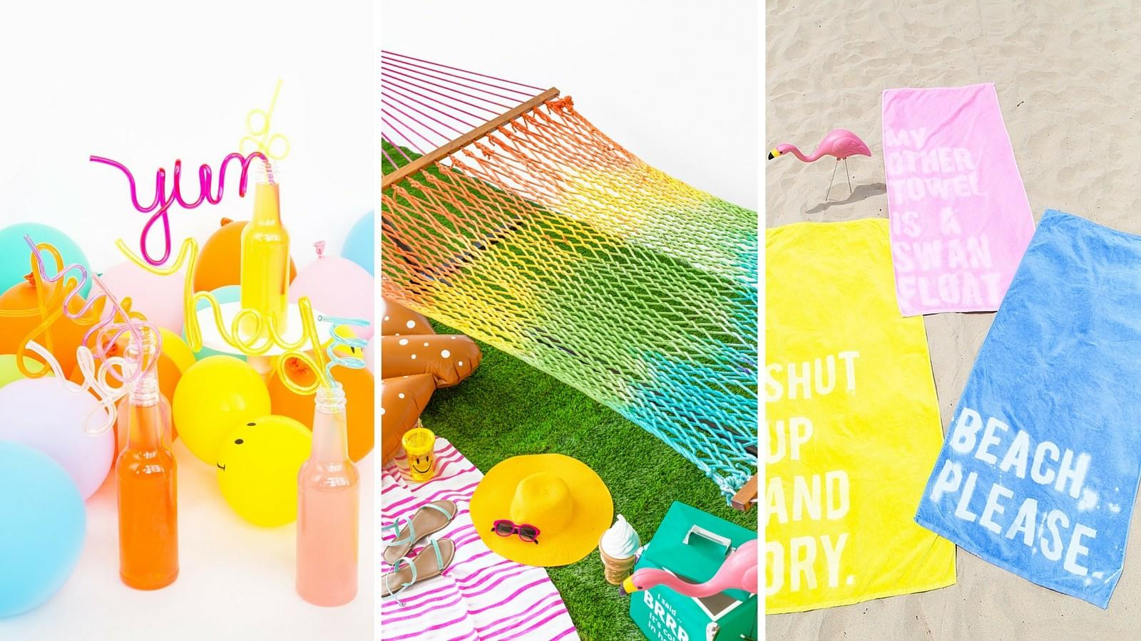 Fun Summer Diy Projects Manitoba Harvest Approved