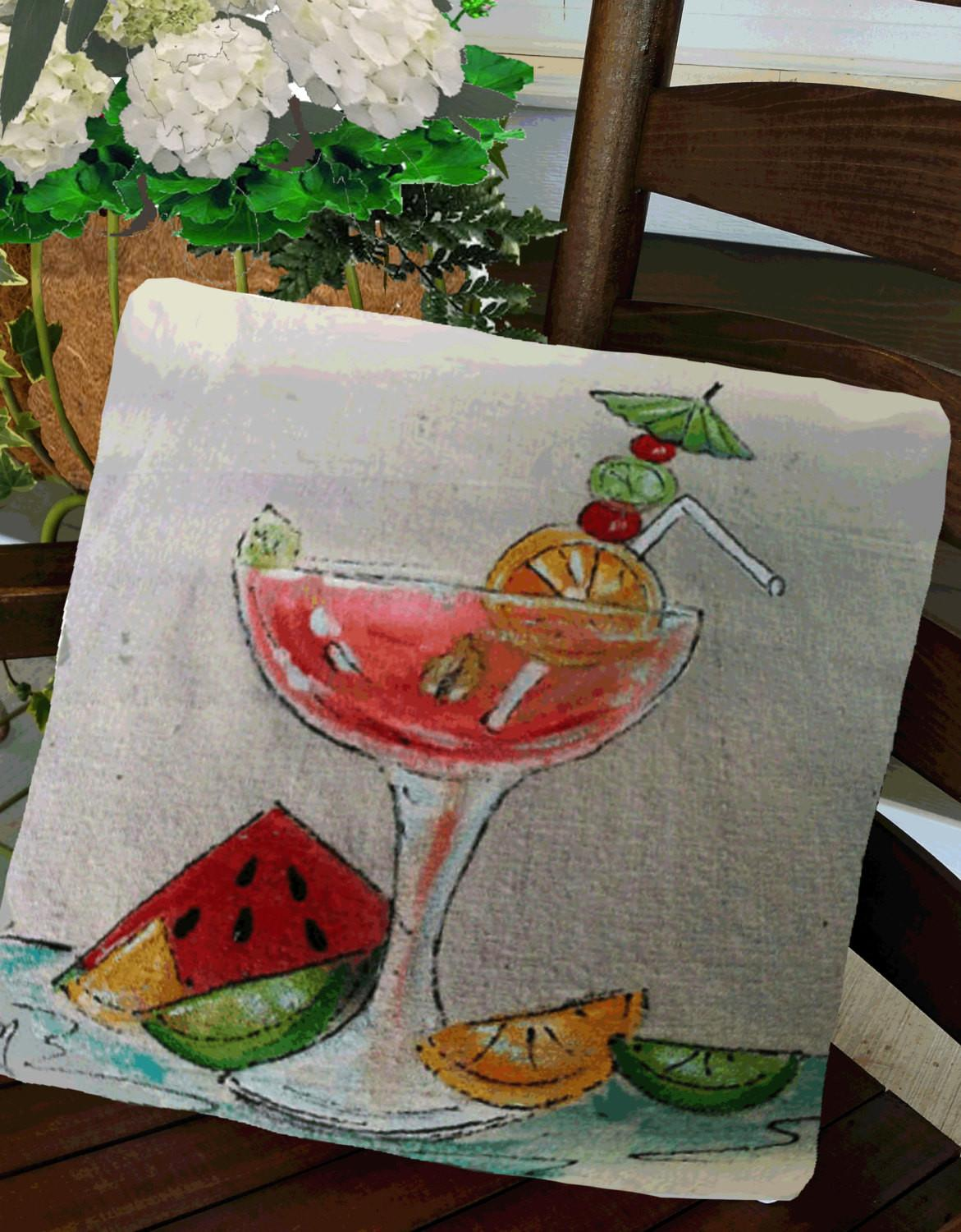 Fun Summer Fruit Drink Food Home Decor Watermelon