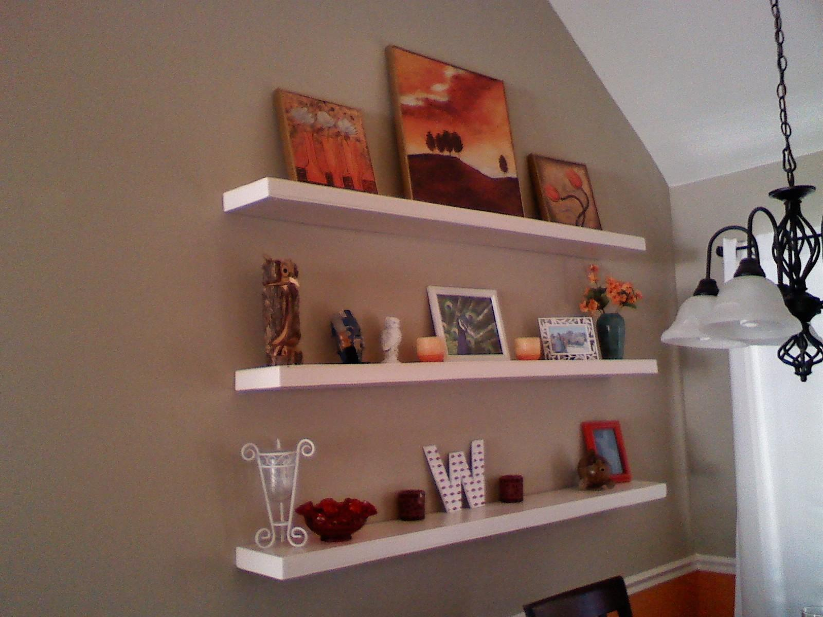 Functional Floating Shelves Home Ultimate Ideas