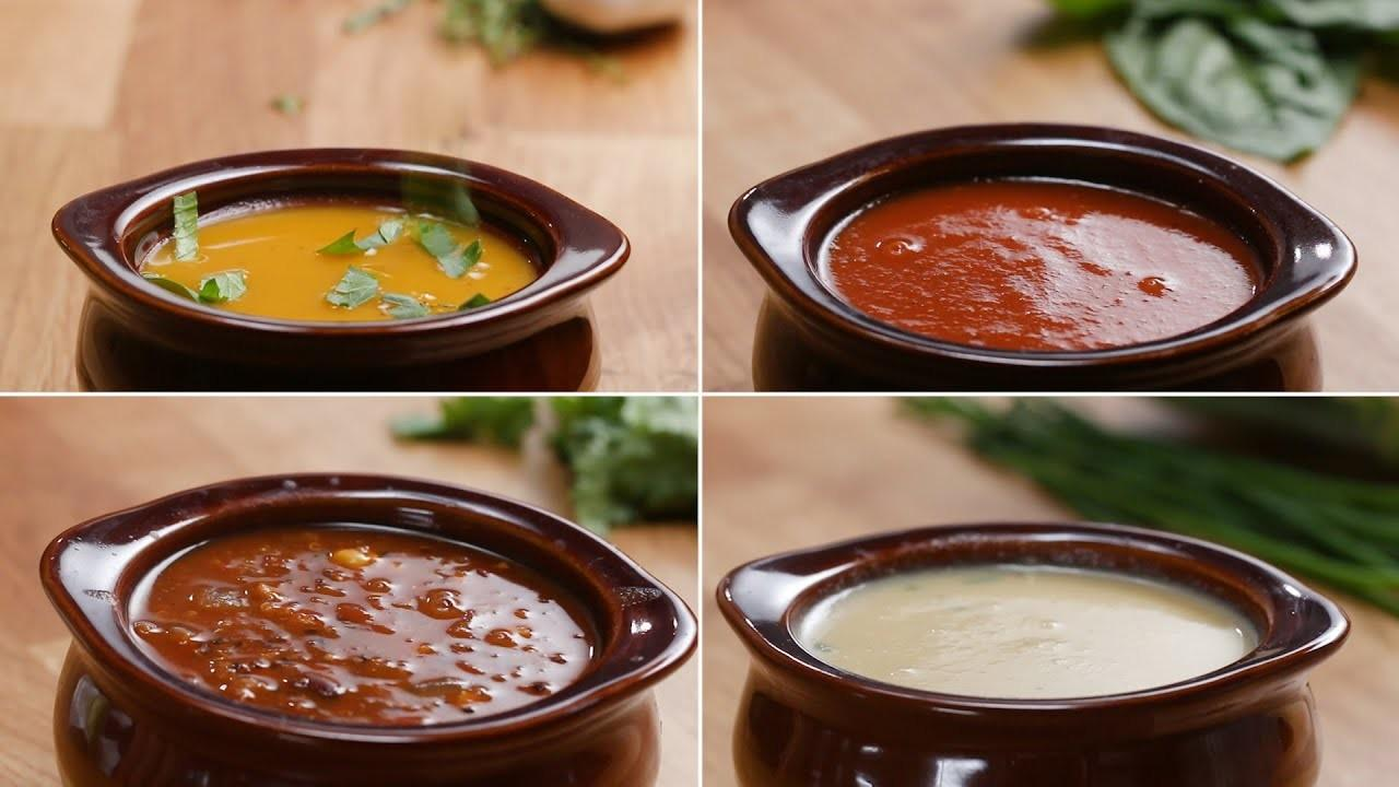 Funky Kitchen Gadgets Wholesome Hearty Fall Soups