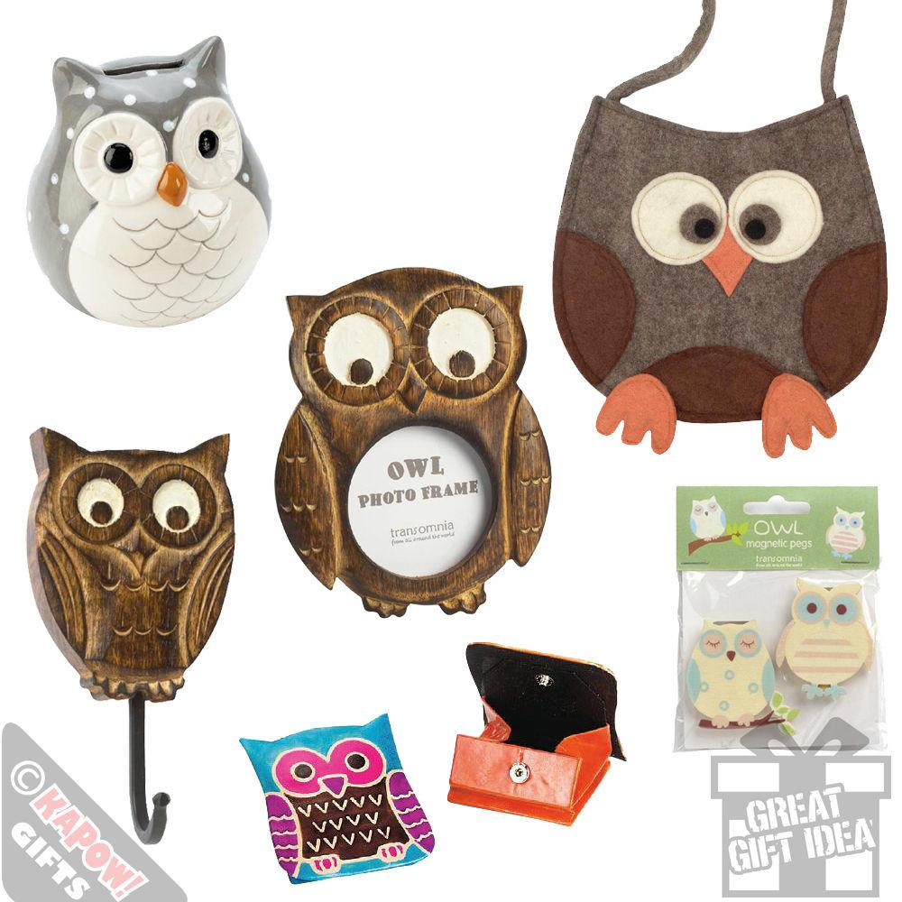Funky Owl Decorative Items Antique Style Home Decor