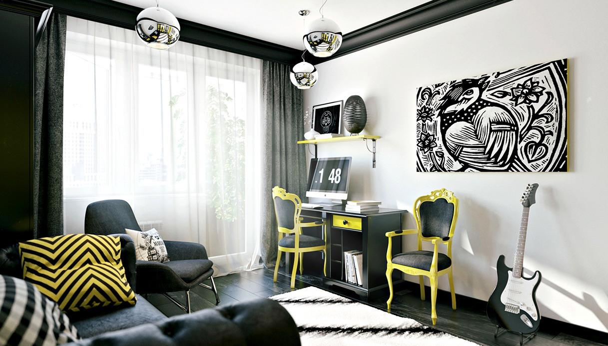 Funky Rooms Creative Teens Would Love