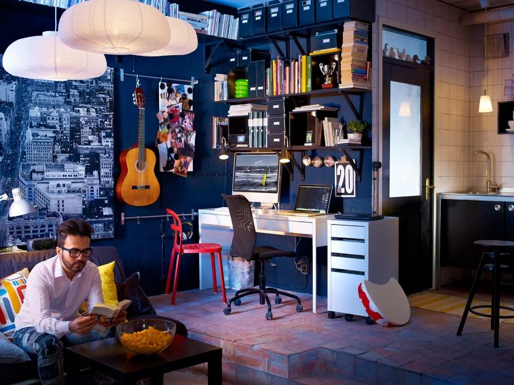 Funky Workspaces Artistic Flair