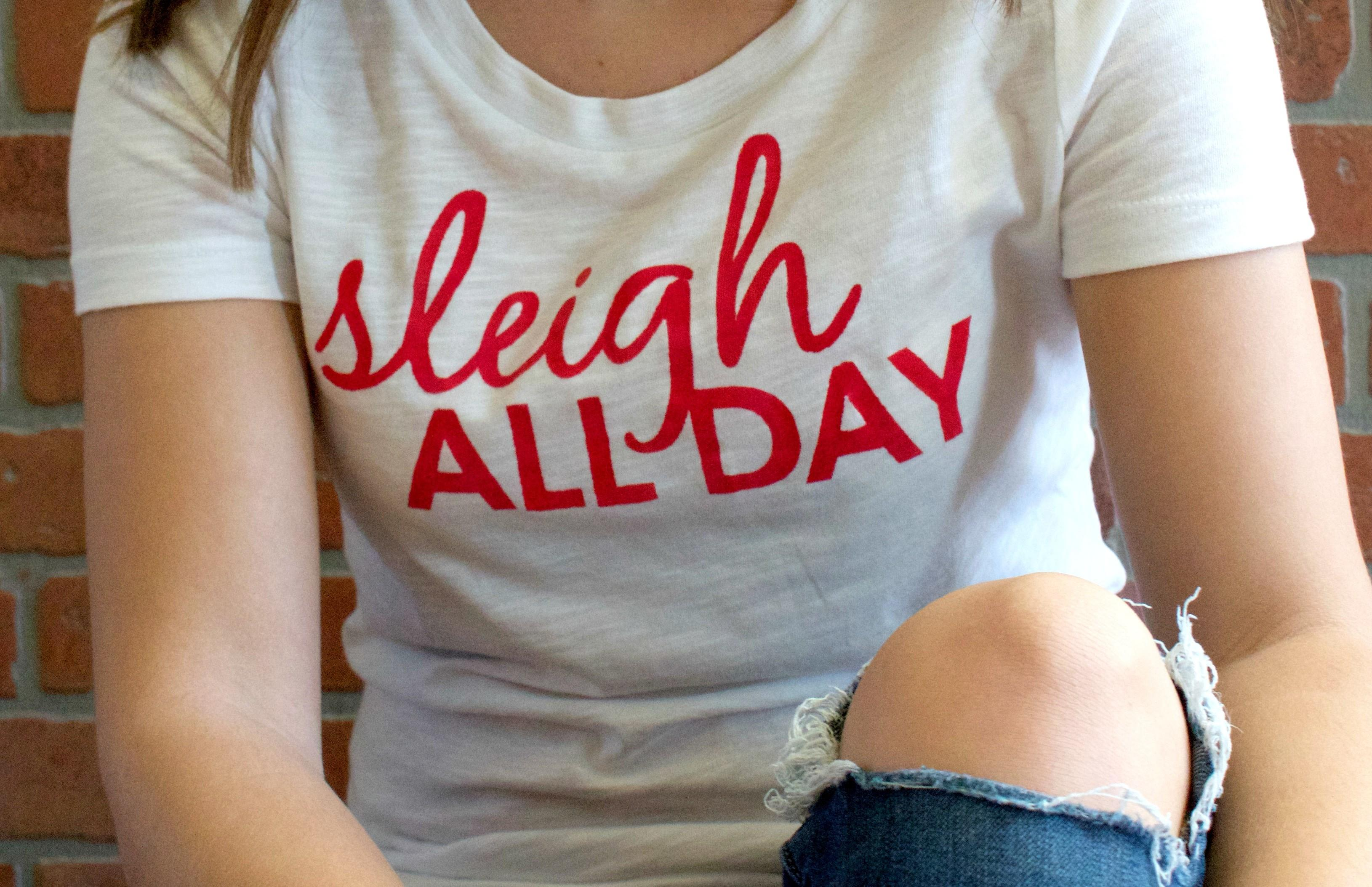 Funny Diy Christmas Shirts Little Craft Your Day