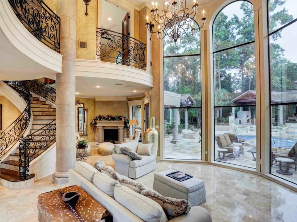 Furnish Mediterranean Style Home Design