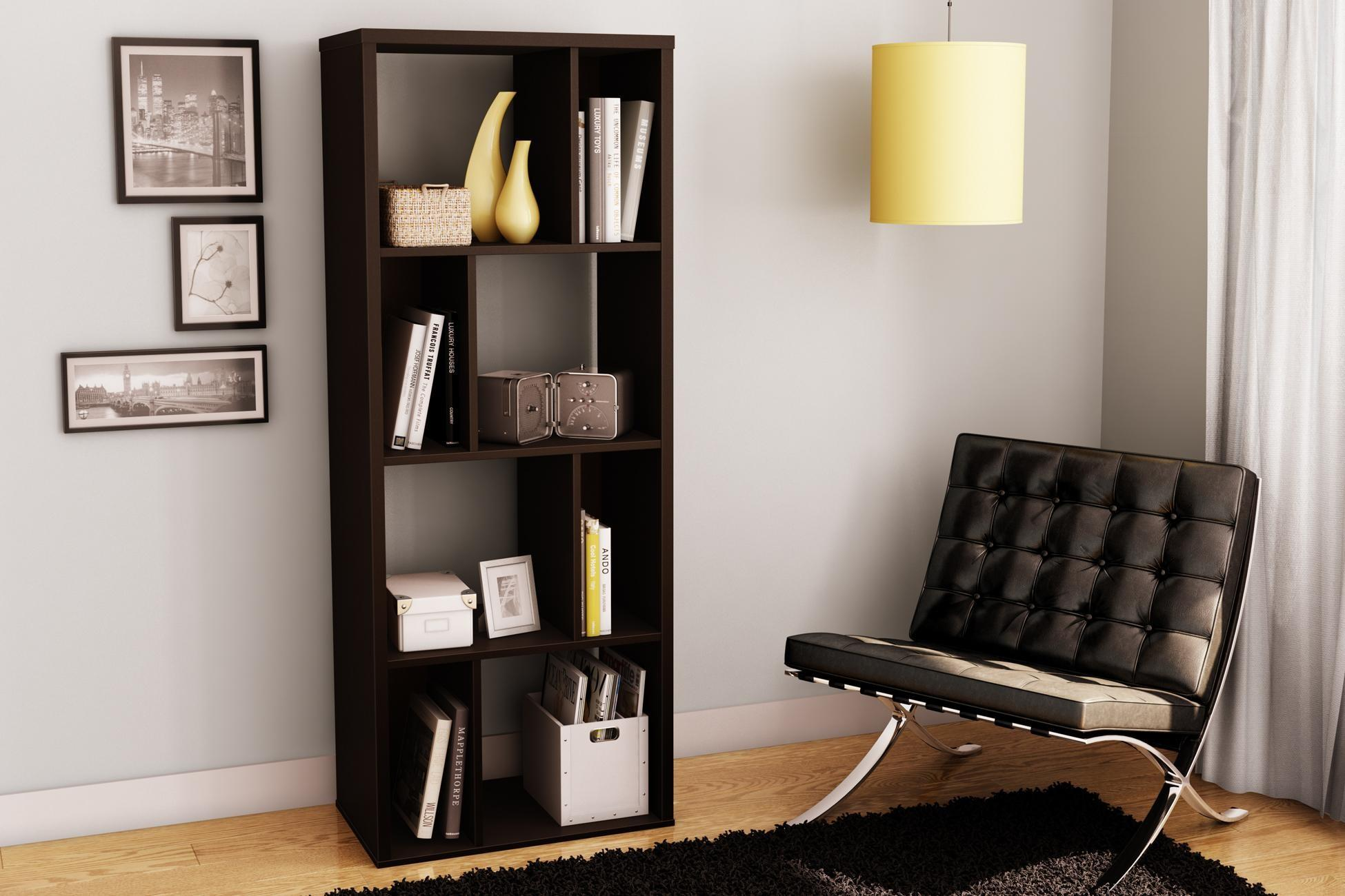 Furniture Adding Unique Shelving Units