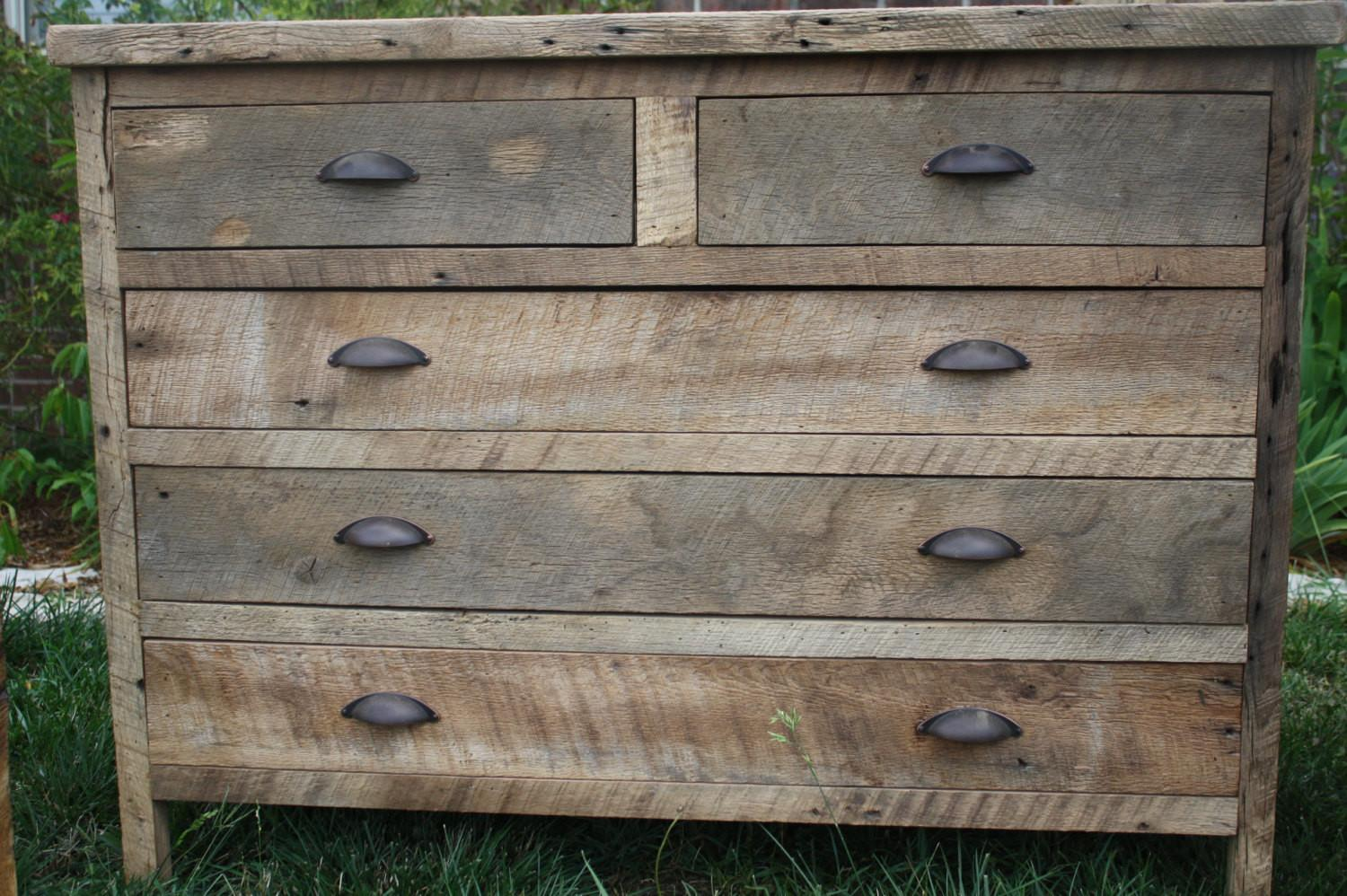 Furniture Awesomereclaimed Wood Dresser Reclaimed