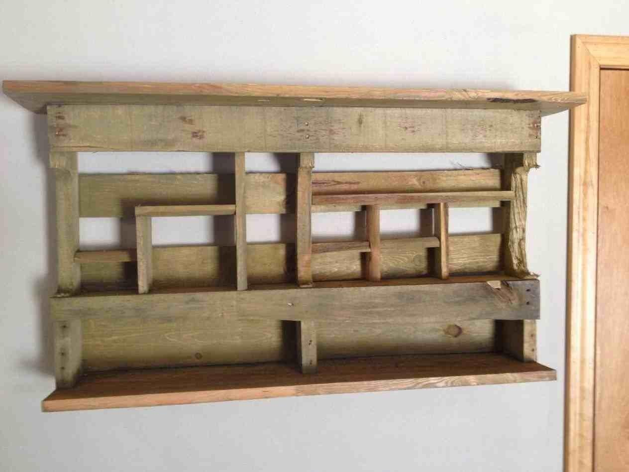 Furniture Bench Diy Retro Style Indoor