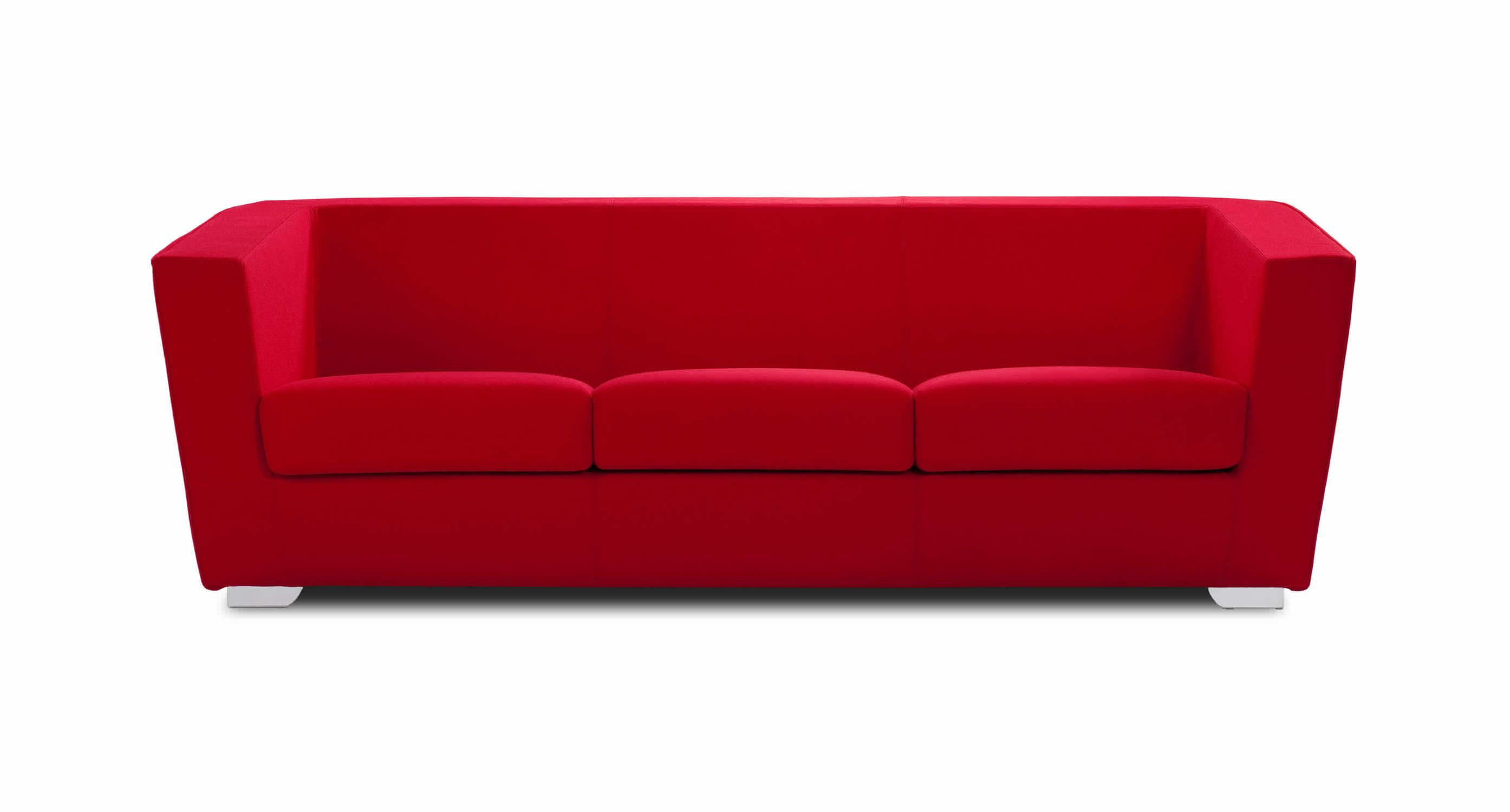 Furniture Best Contemporary Fabric Sofa