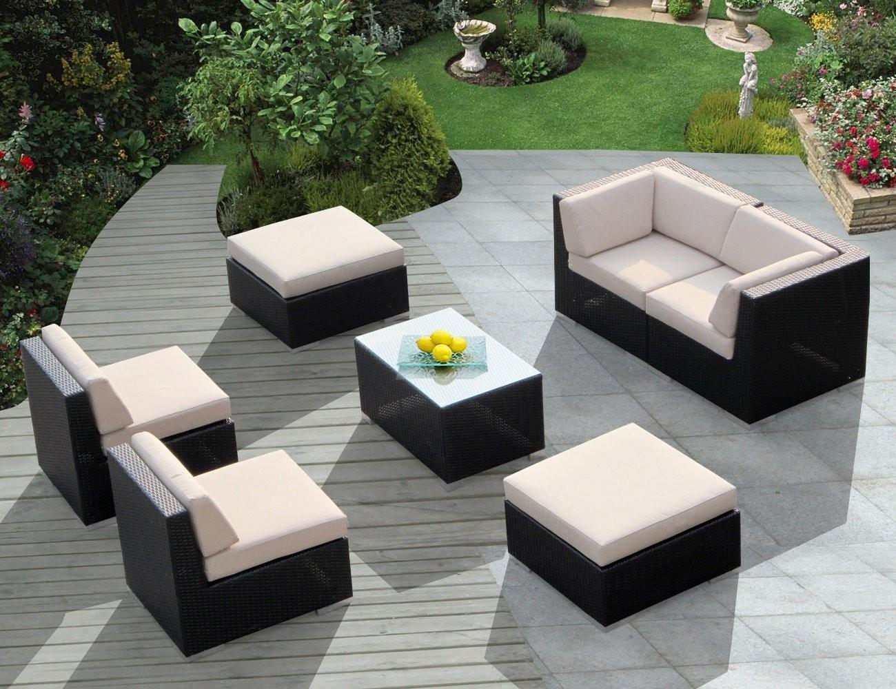 Furniture Best Outdoor Wicker Patio