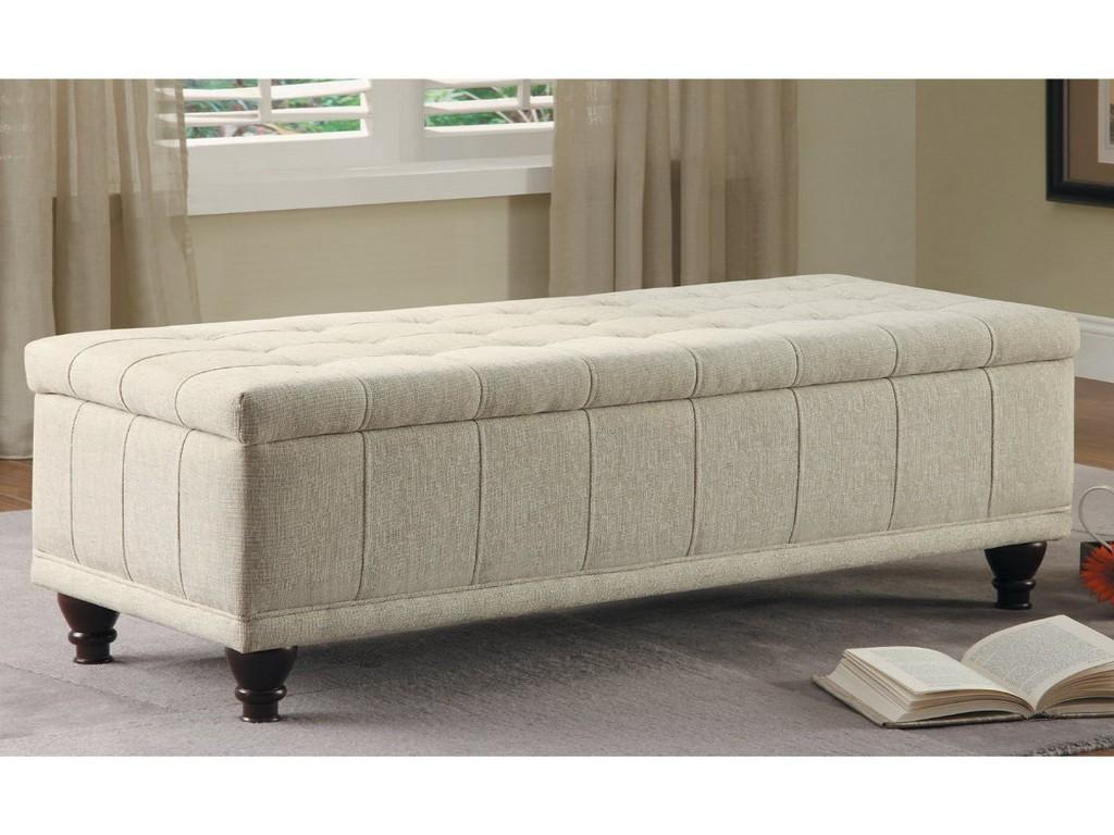 Furniture Cozy End Bed Benches Ideas Also Long