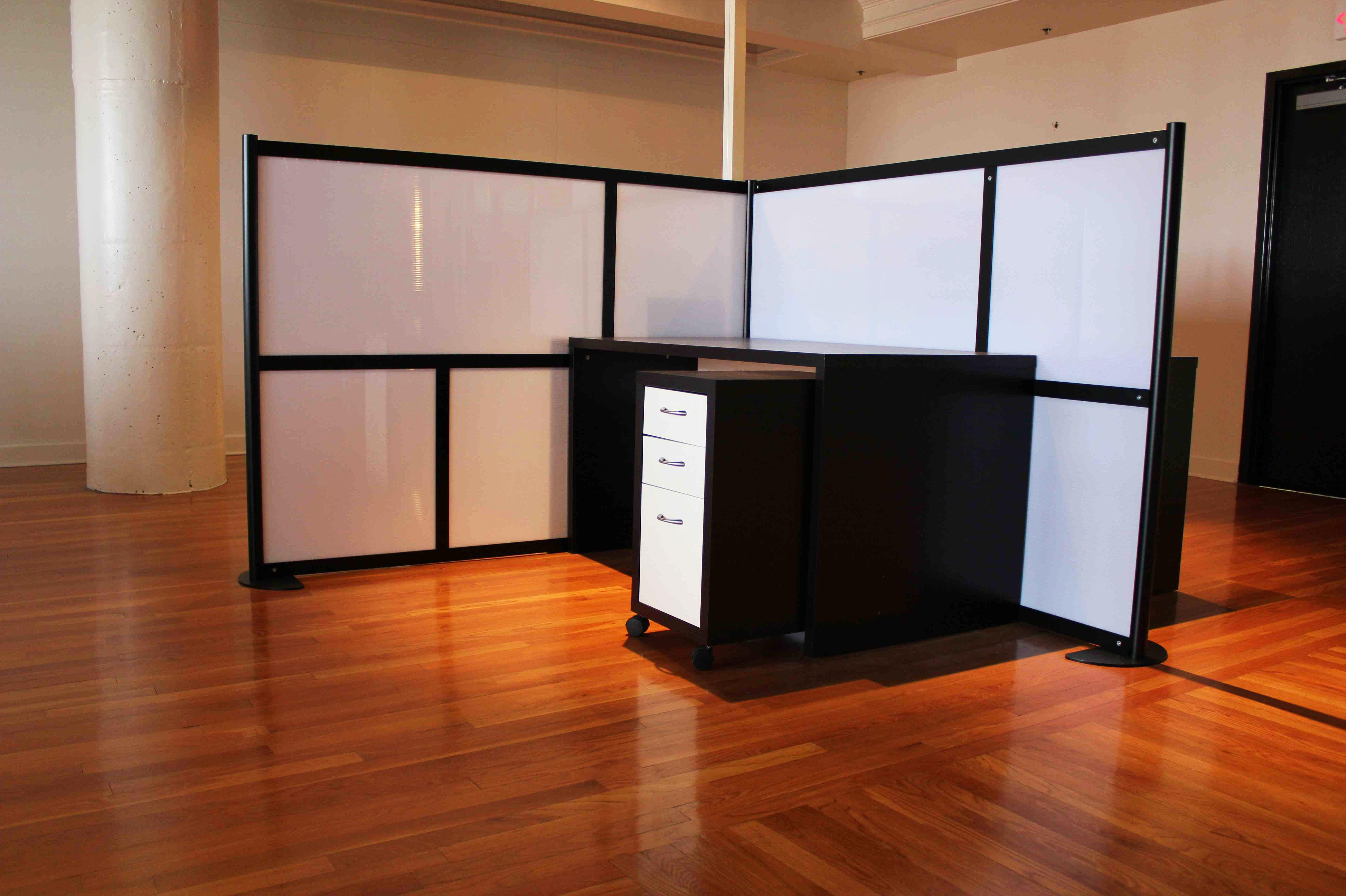 Furniture Creative Room Partition Ideas Active