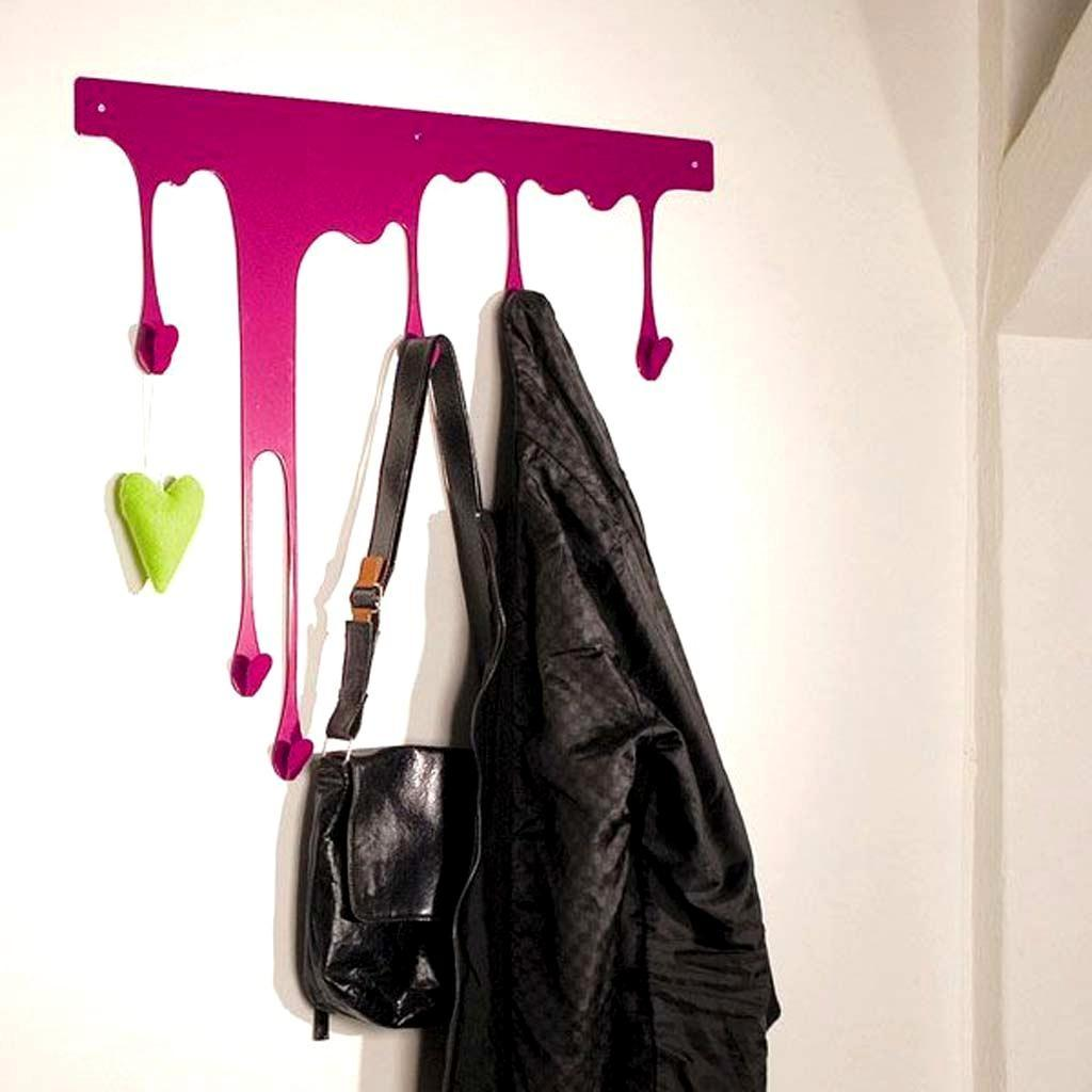 Furniture Creative Wall Hanger Ideas Your Home