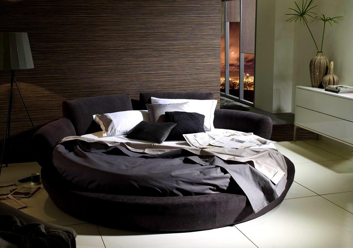 Furniture Design Round Beds Adults
