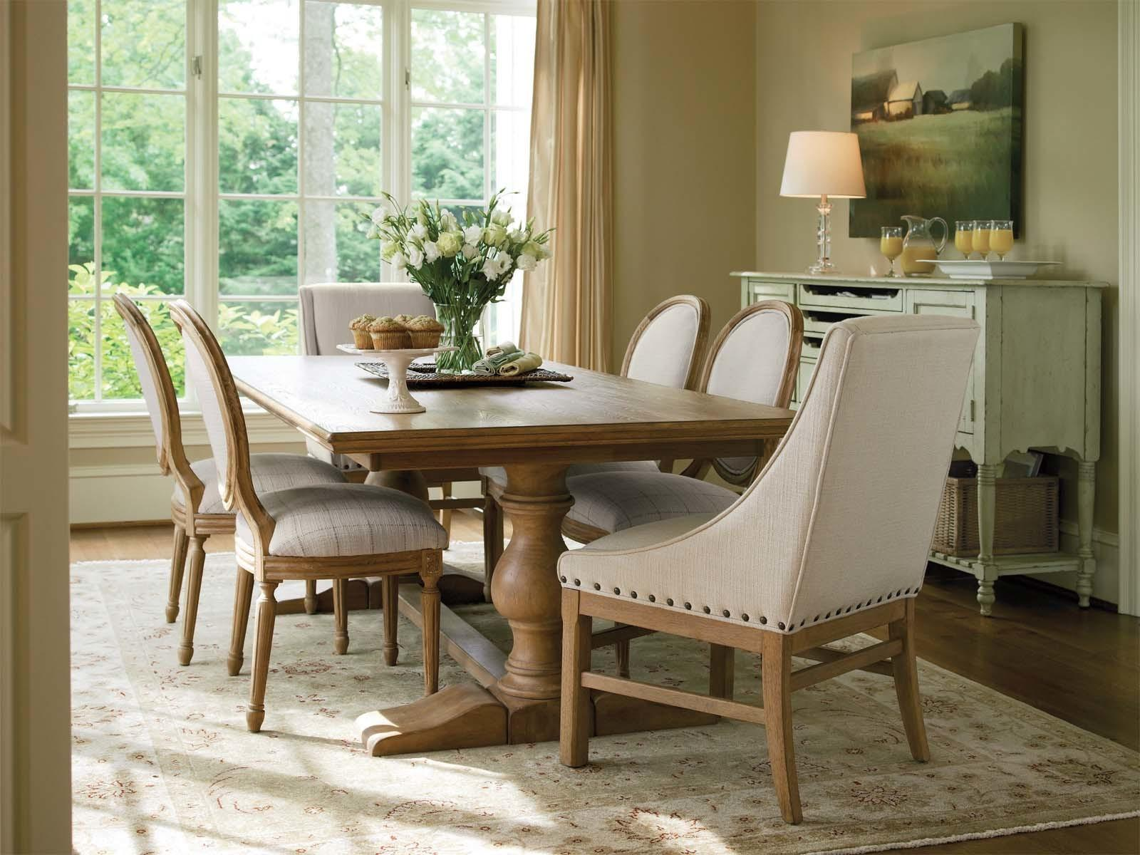 Furniture Dining Room Farmhouse French