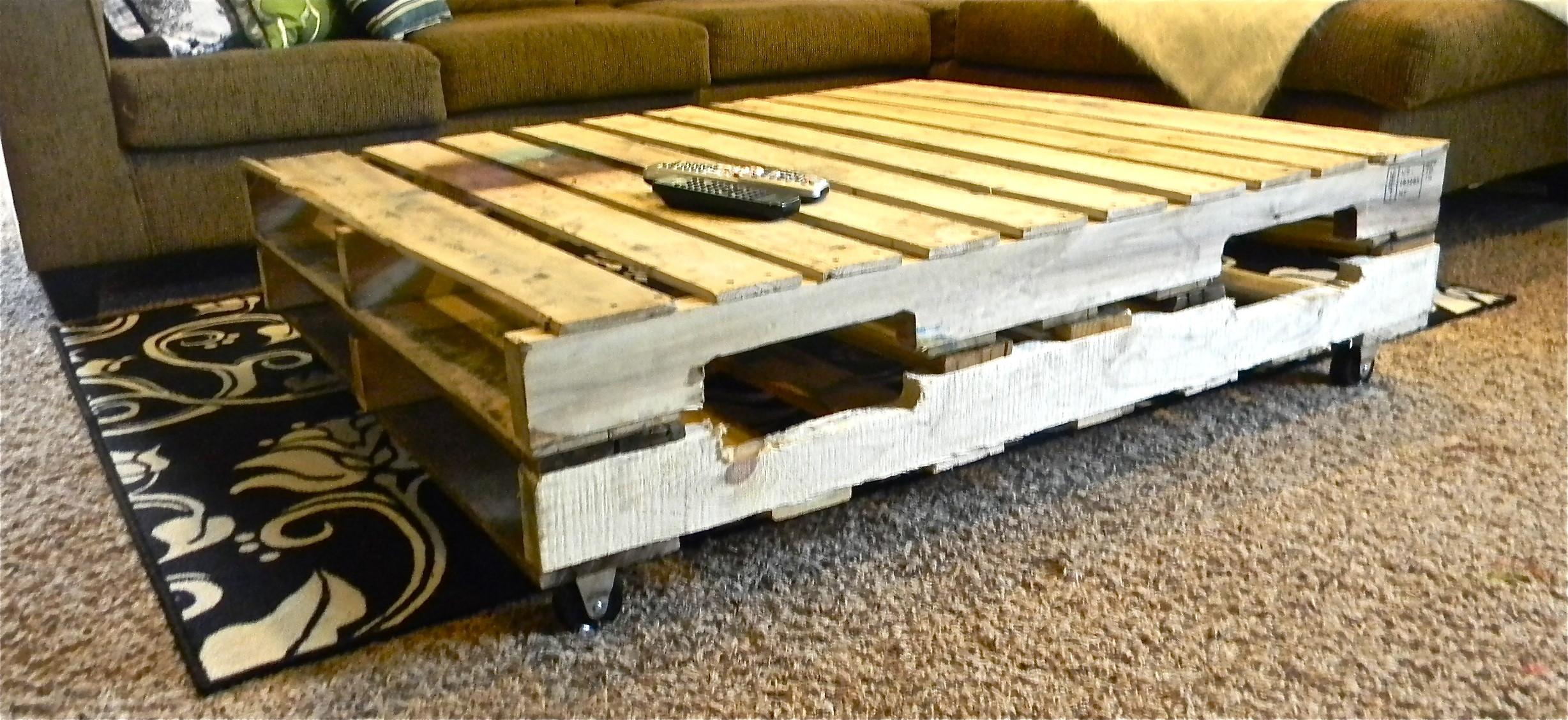 Furniture Diy Outdoor Made Pallet