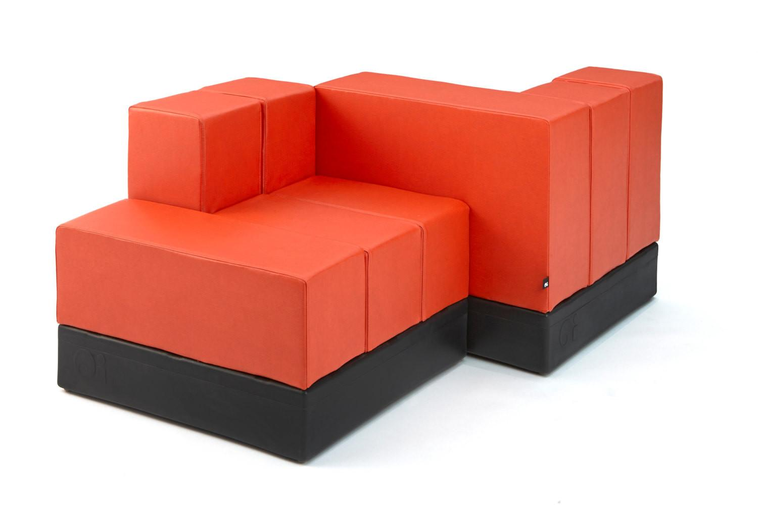 Furniture Doublescape Modular Seating Etsy
