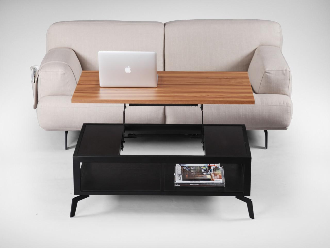 Furniture Expandable Sofa Table Coffee Converts