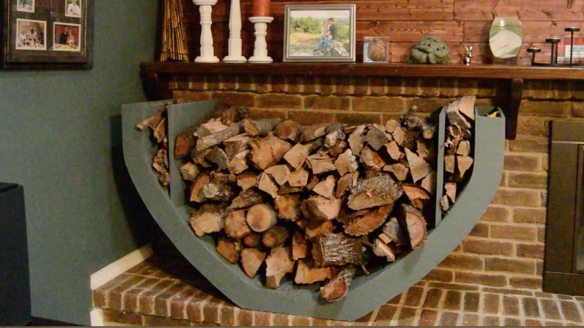 Furniture Fantastic Firewood Rack Modern Home