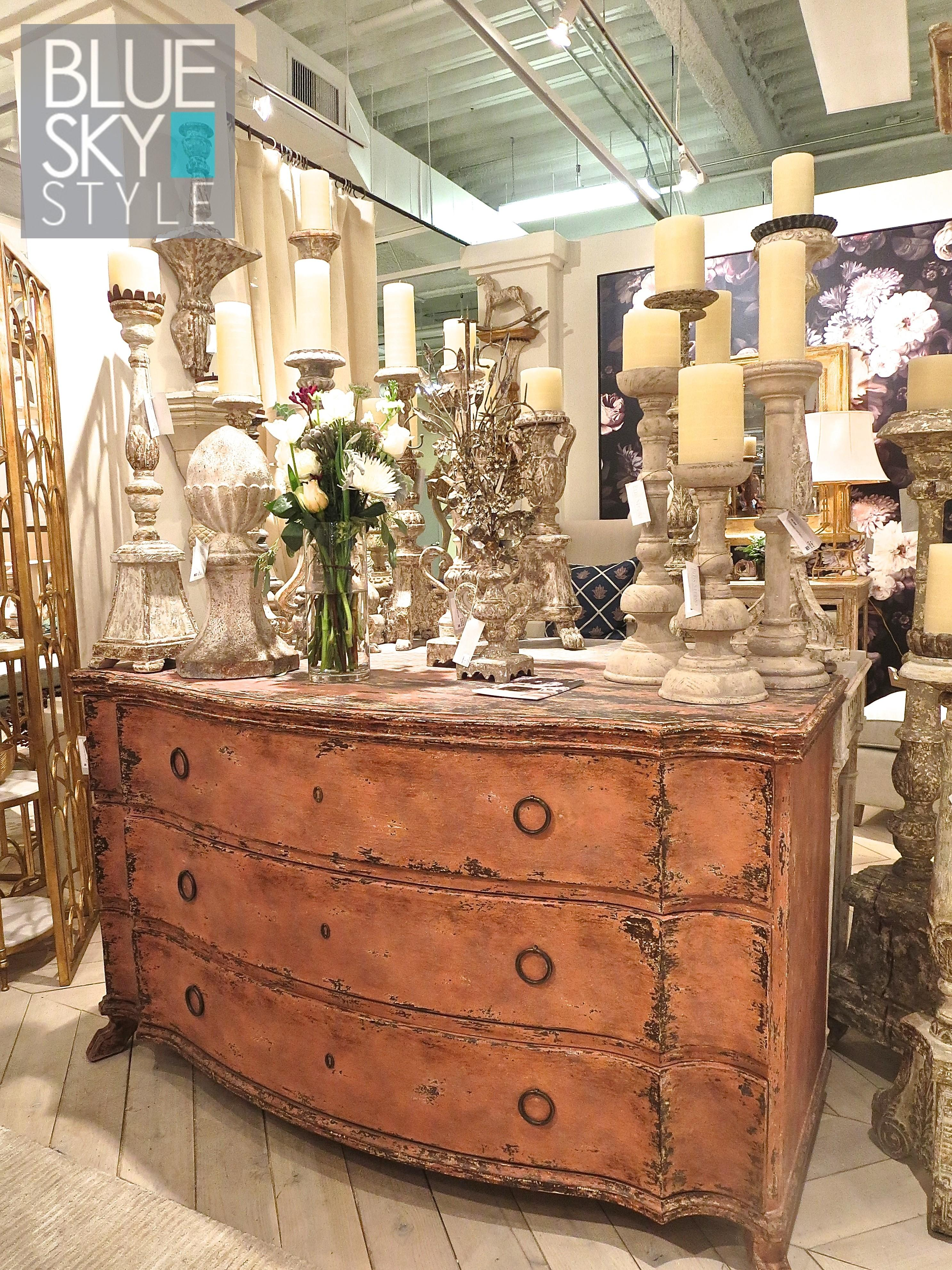 Furniture Finish Trends Bling Fall High Point